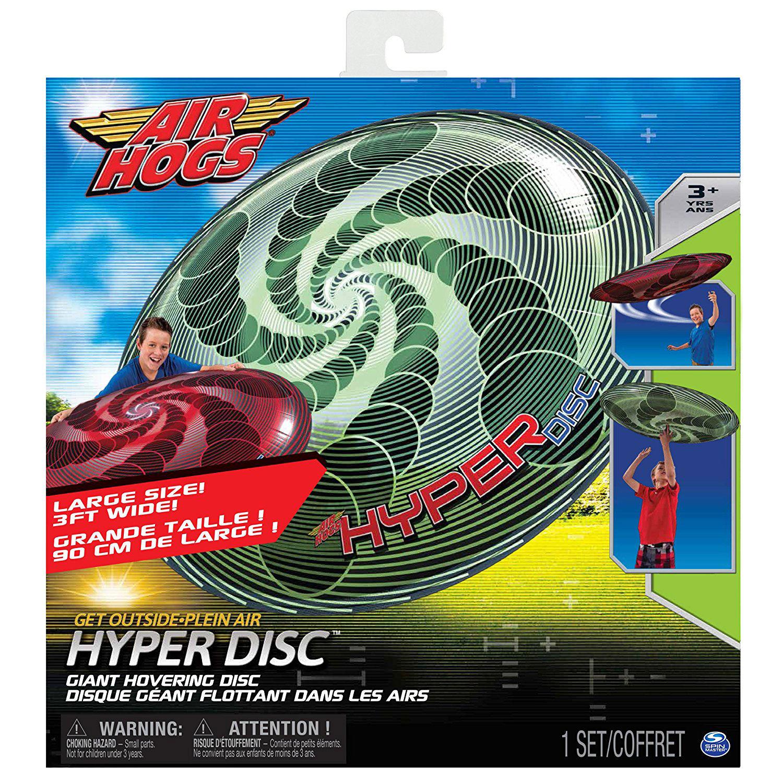air hogs hyper disc instructions
