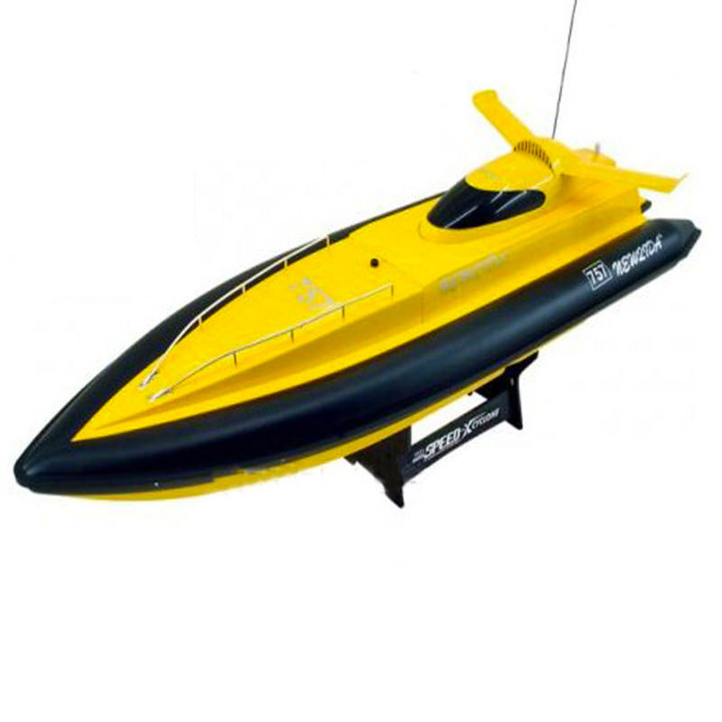 4015 Tracer 2 Yellow Rc Speed Boat At Hobby Warehouse