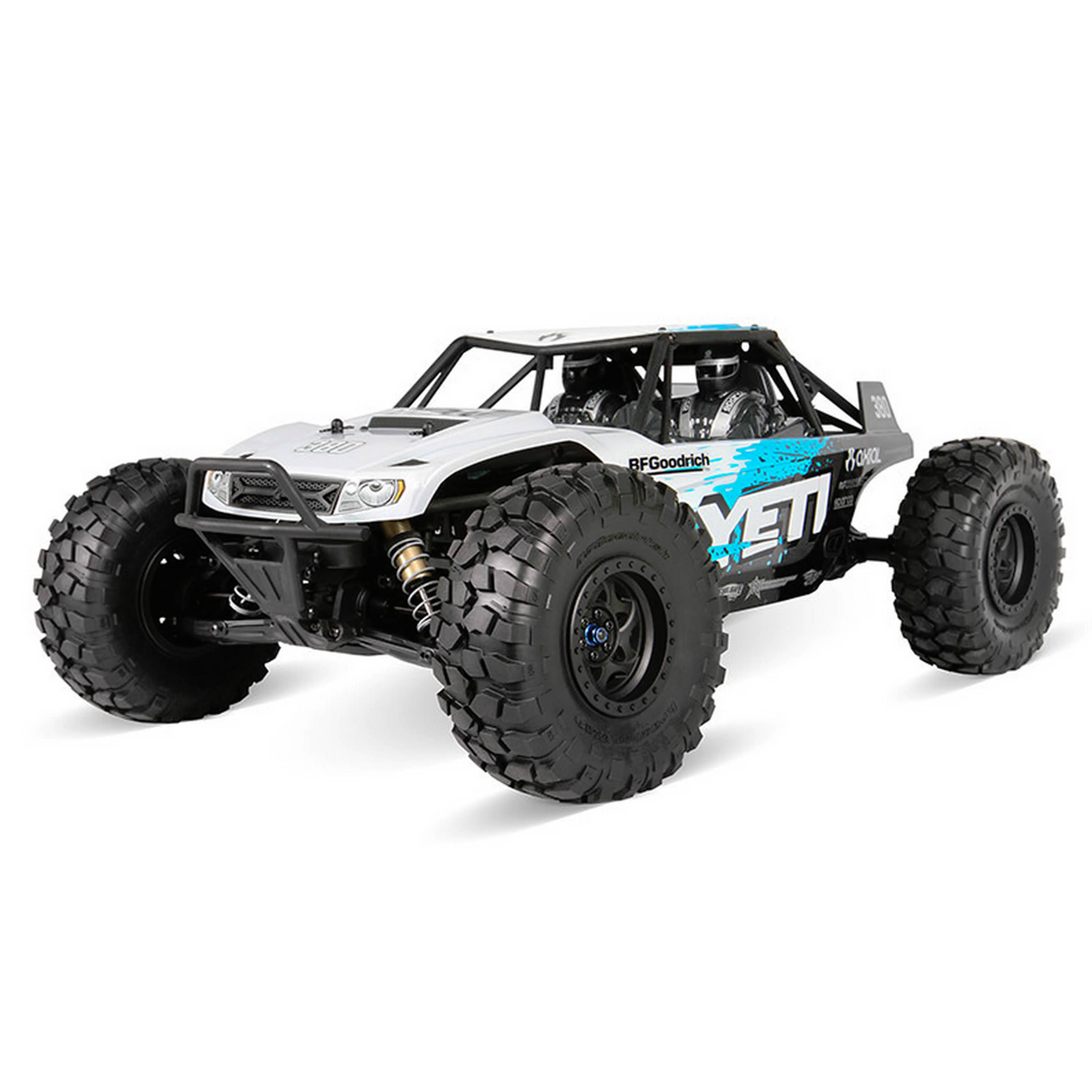 Axial R C : Axial yeti rock racer rc truck at hobby warehouse