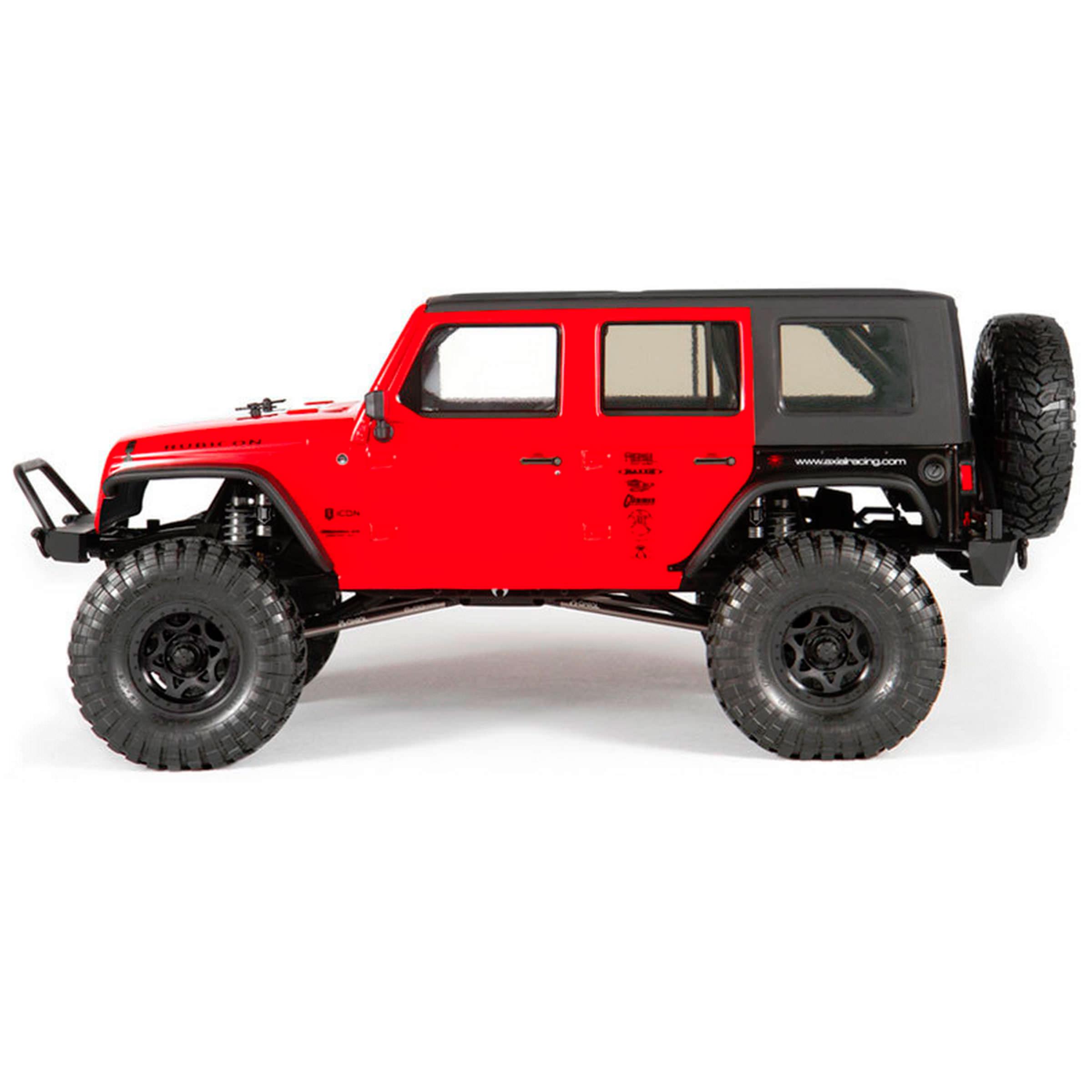 Axial 90027 SCX10 Jeep Wrangler RC Truck Kit At Hobby