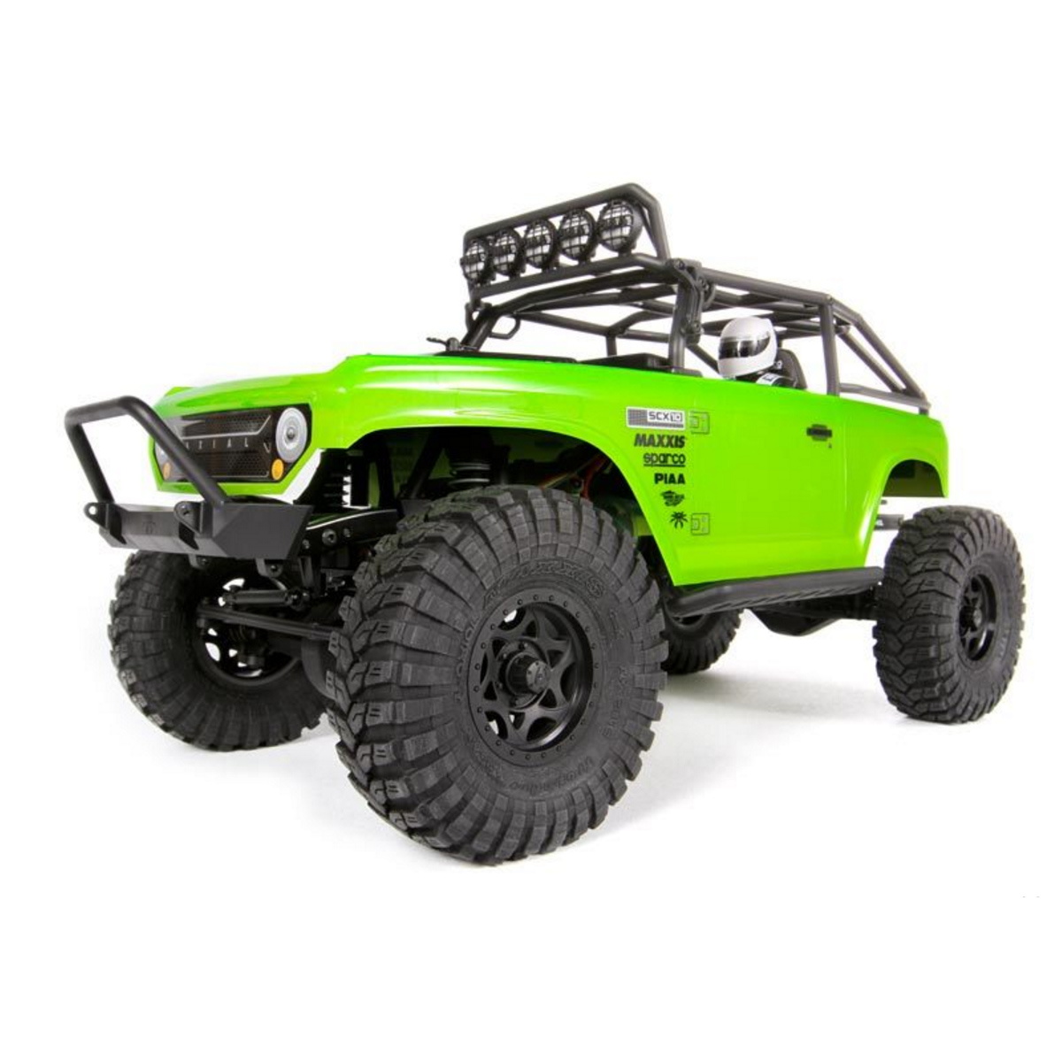 Axial R C : Axial scx deadbolt rc truck at hobby warehouse