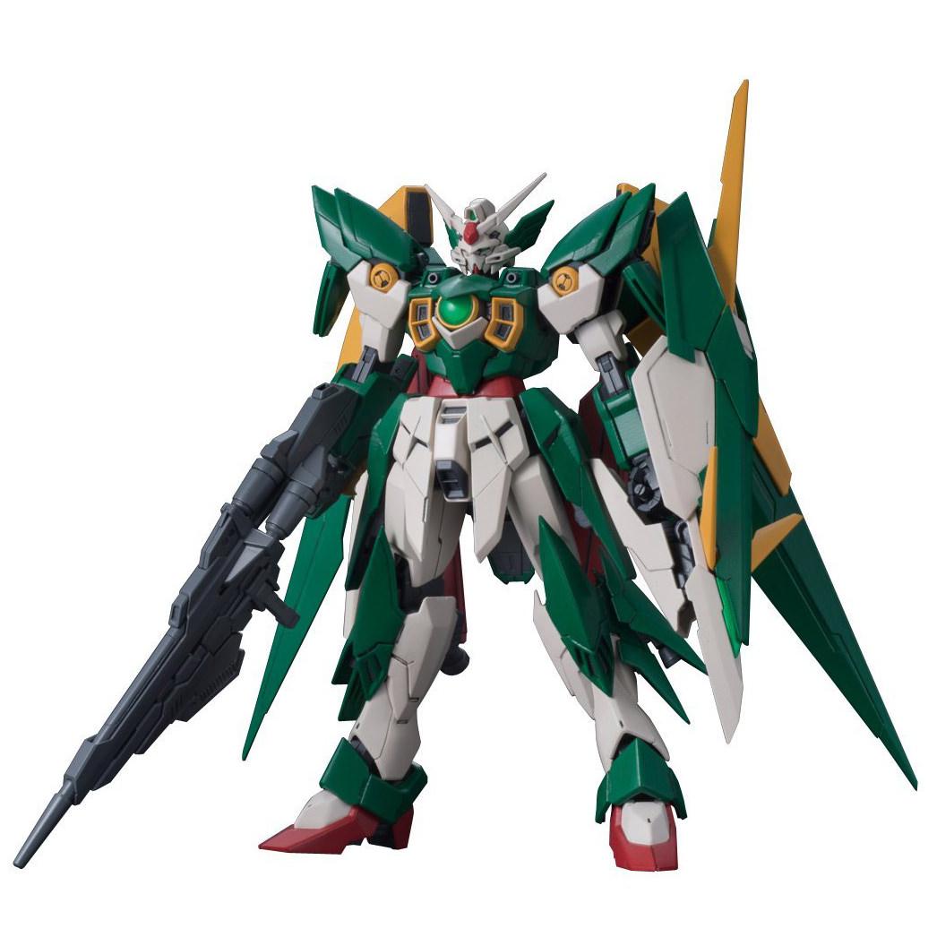 Bandai 1 100 mg build fighters gundam fenice rinascita for Domon in gundam build fighters