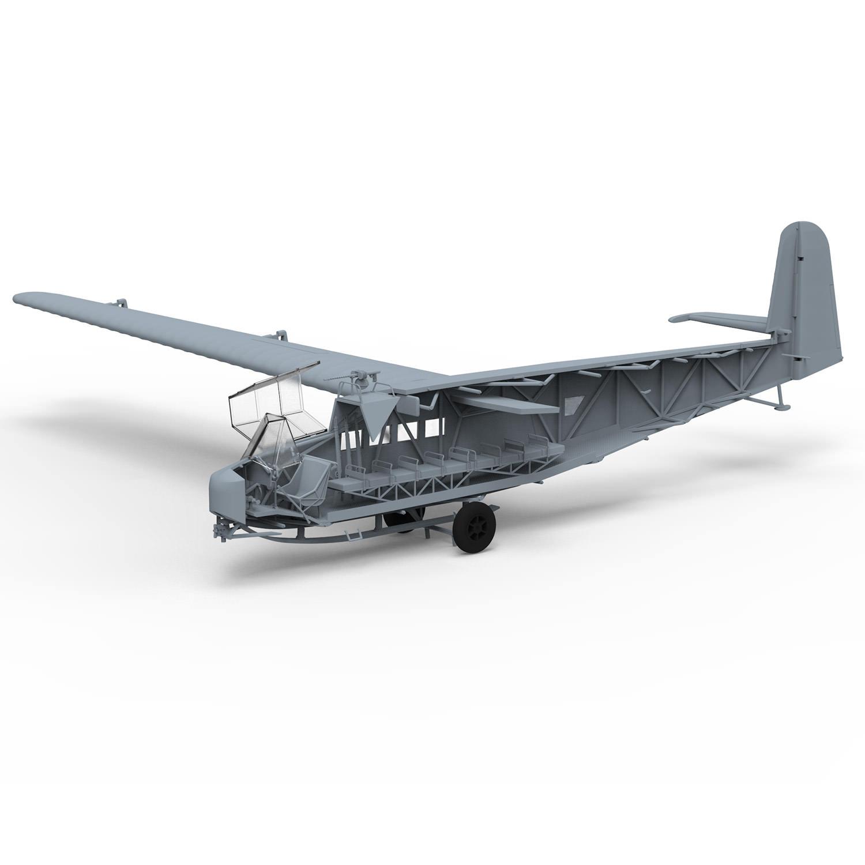 Bronco Models 1//72 DFS230B-1 Light Assault Glider