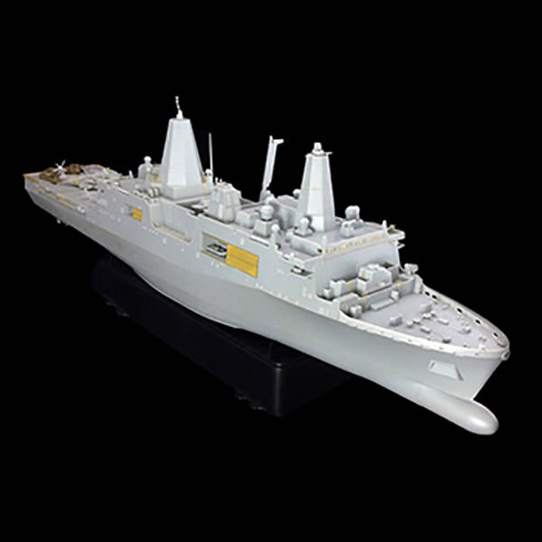 Bronco 1//350 NB5051 USS San Antonio LPD-17