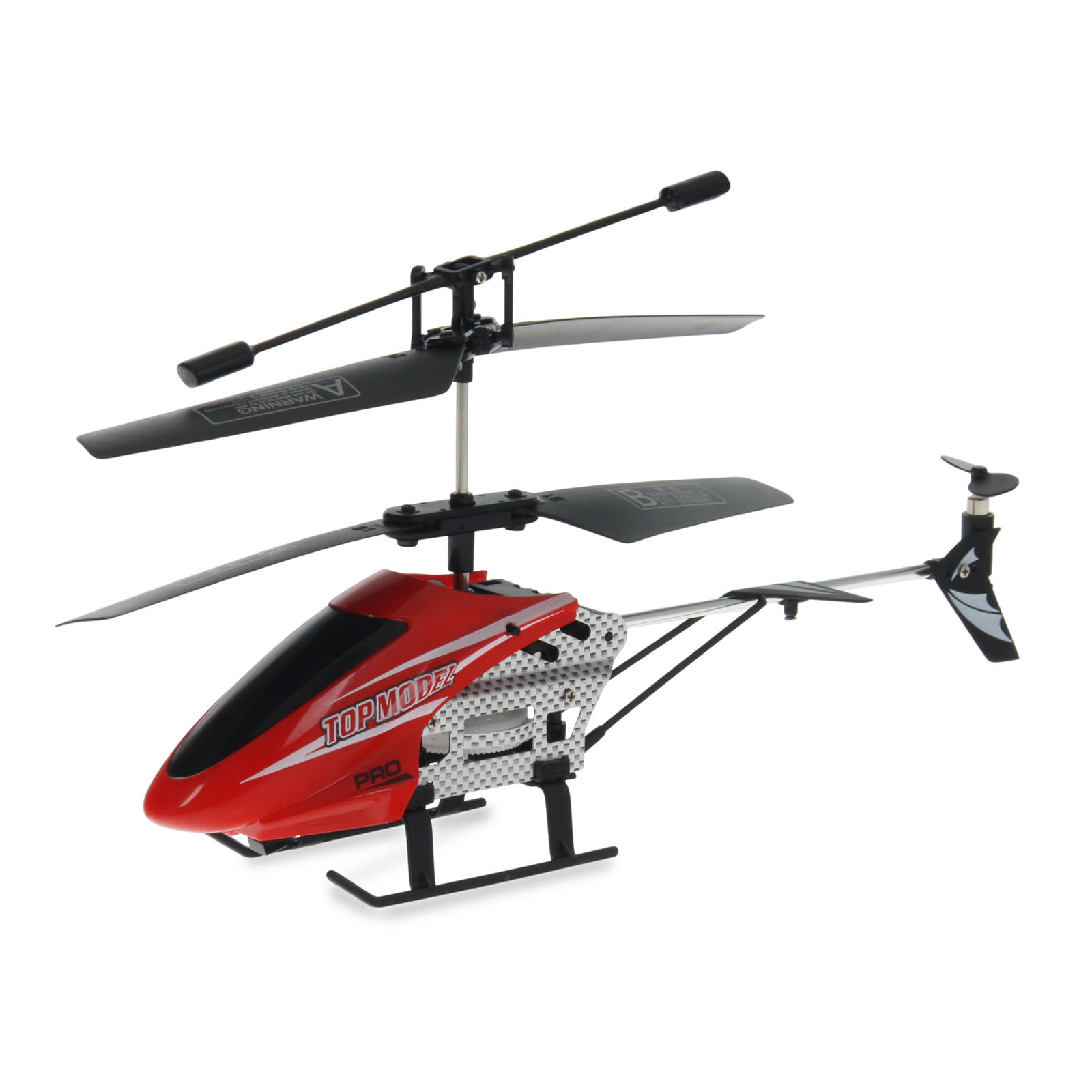 top model 561920 red rc helicopter at hobby warehouse. Black Bedroom Furniture Sets. Home Design Ideas