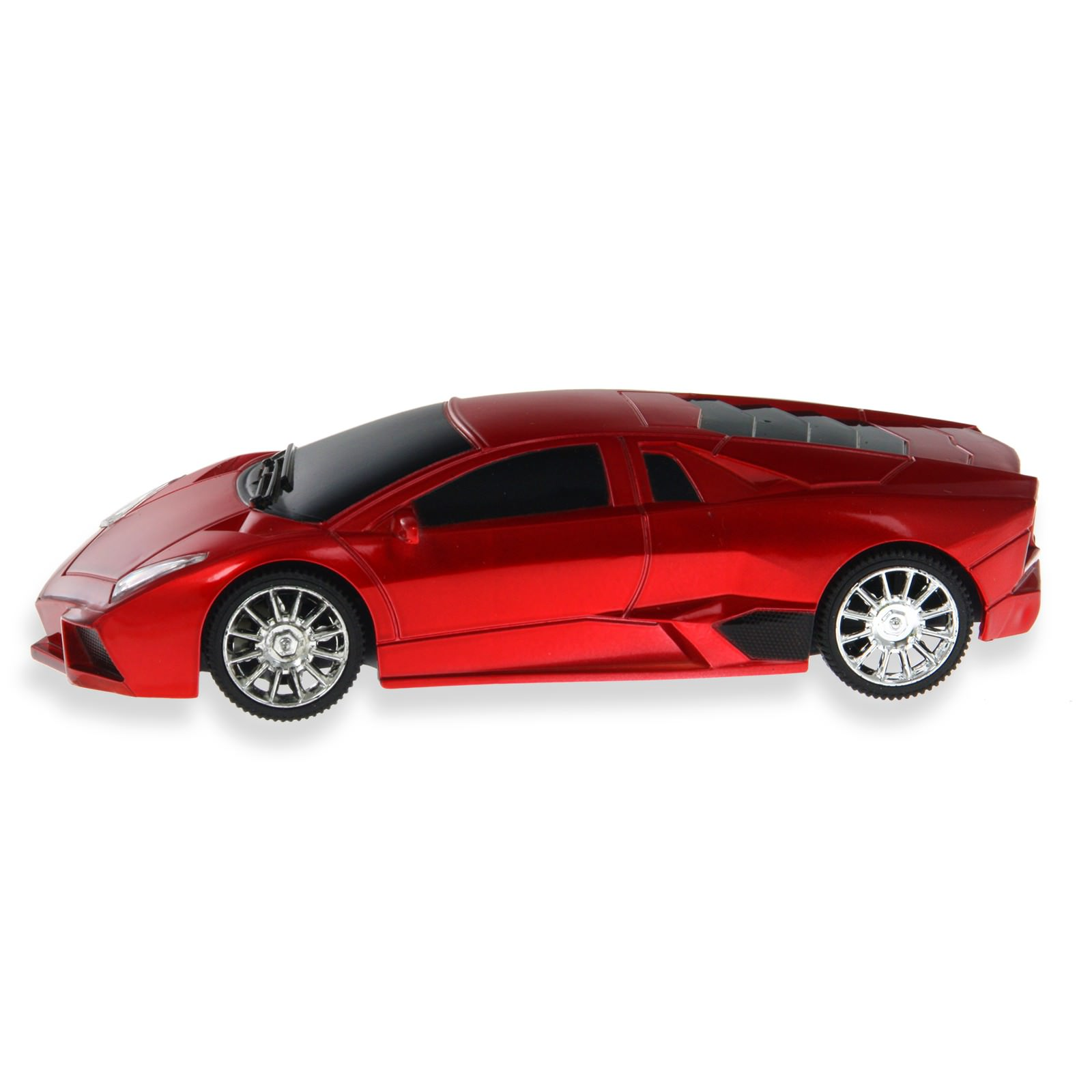 Fast Car LF08 Red Lambo 1/24 Scale RC Car At Hobby Warehouse
