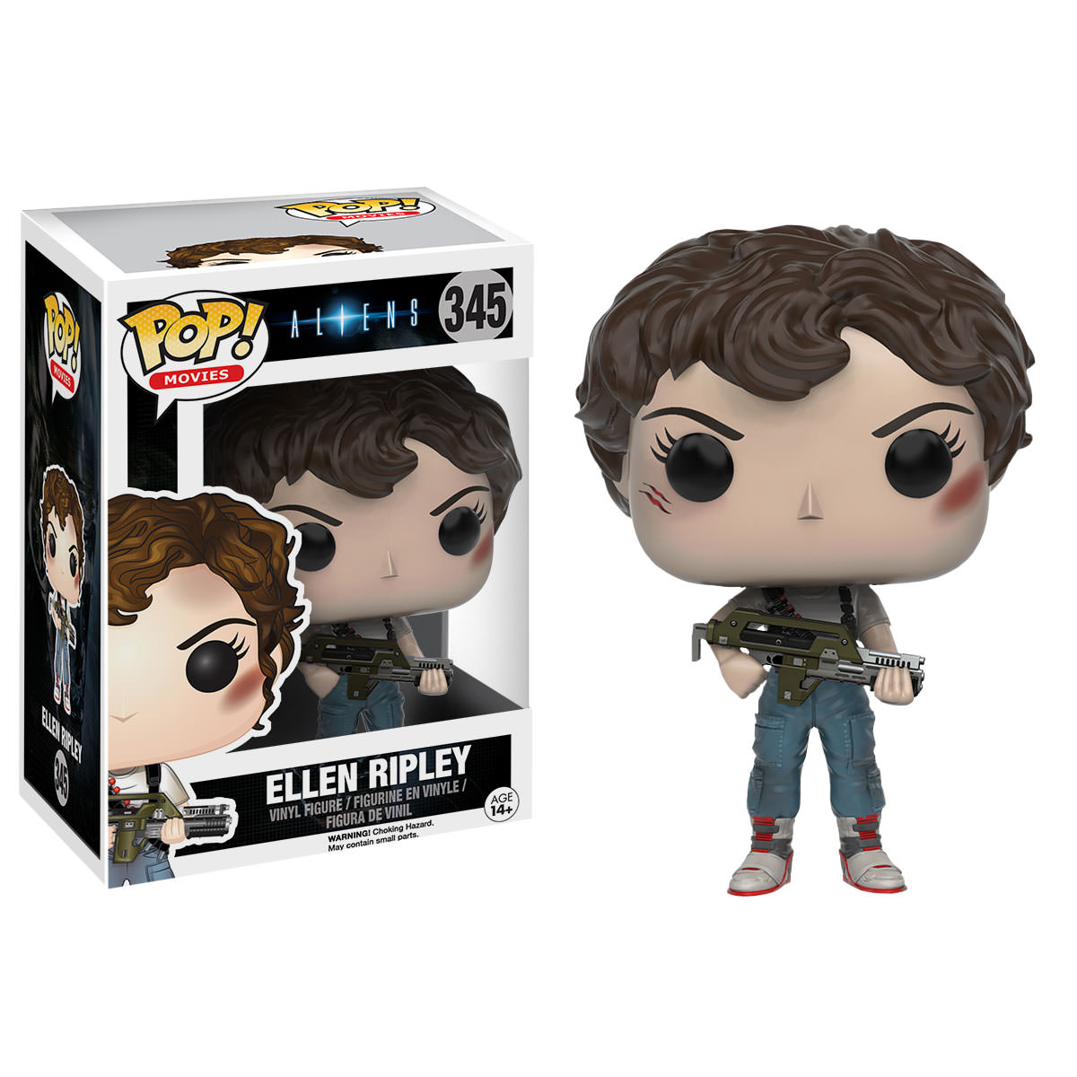 Funko Aliens Ellen Ripley Pop Vinyl Figure At Hobby