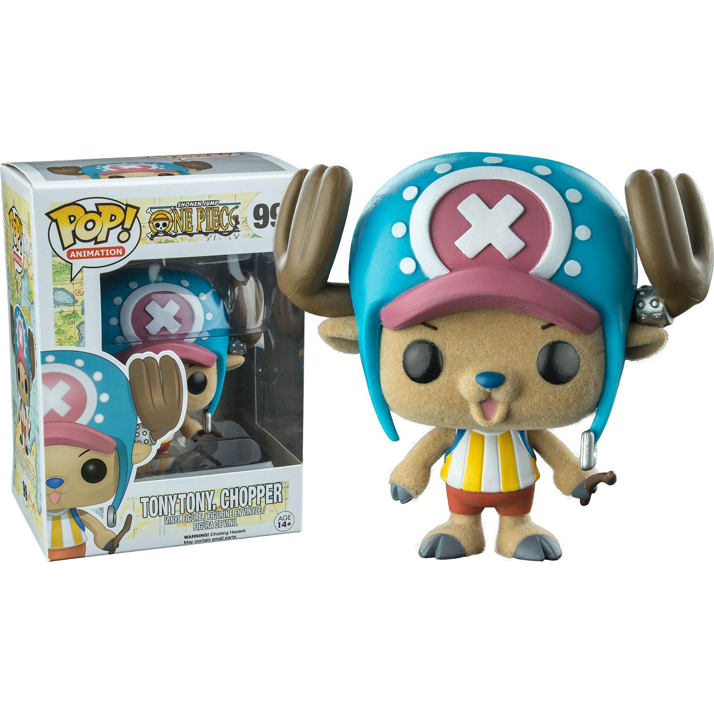 Funko One Piece Tony Tony Chopper Flocked Pop Vinyl