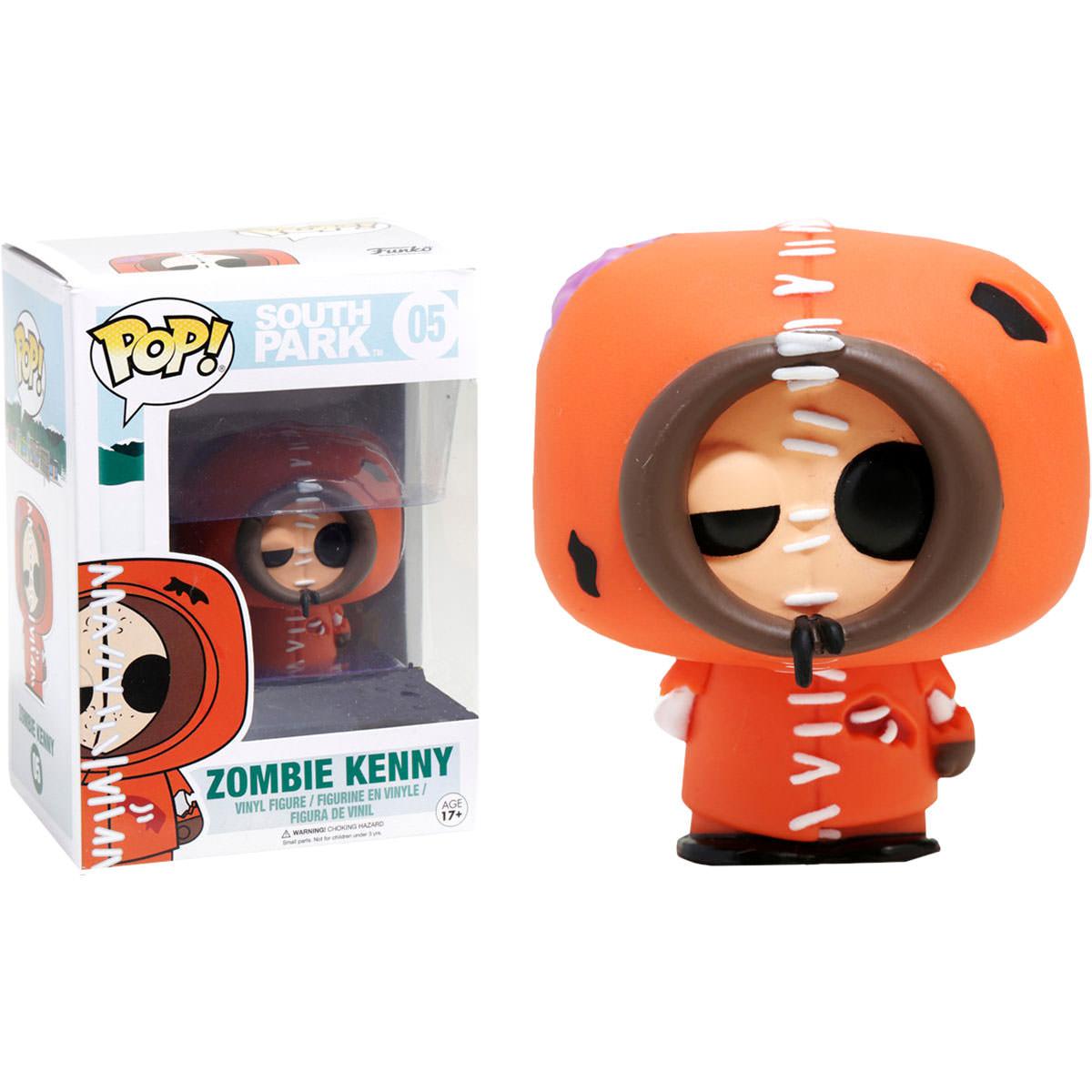 Funko South Park Zombie Kenny Pop Vinyl Figure At Hobby