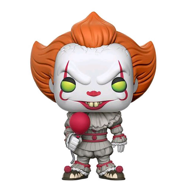 Funko It 2017 Pennywise With Balloon Pop Vinyl Figure