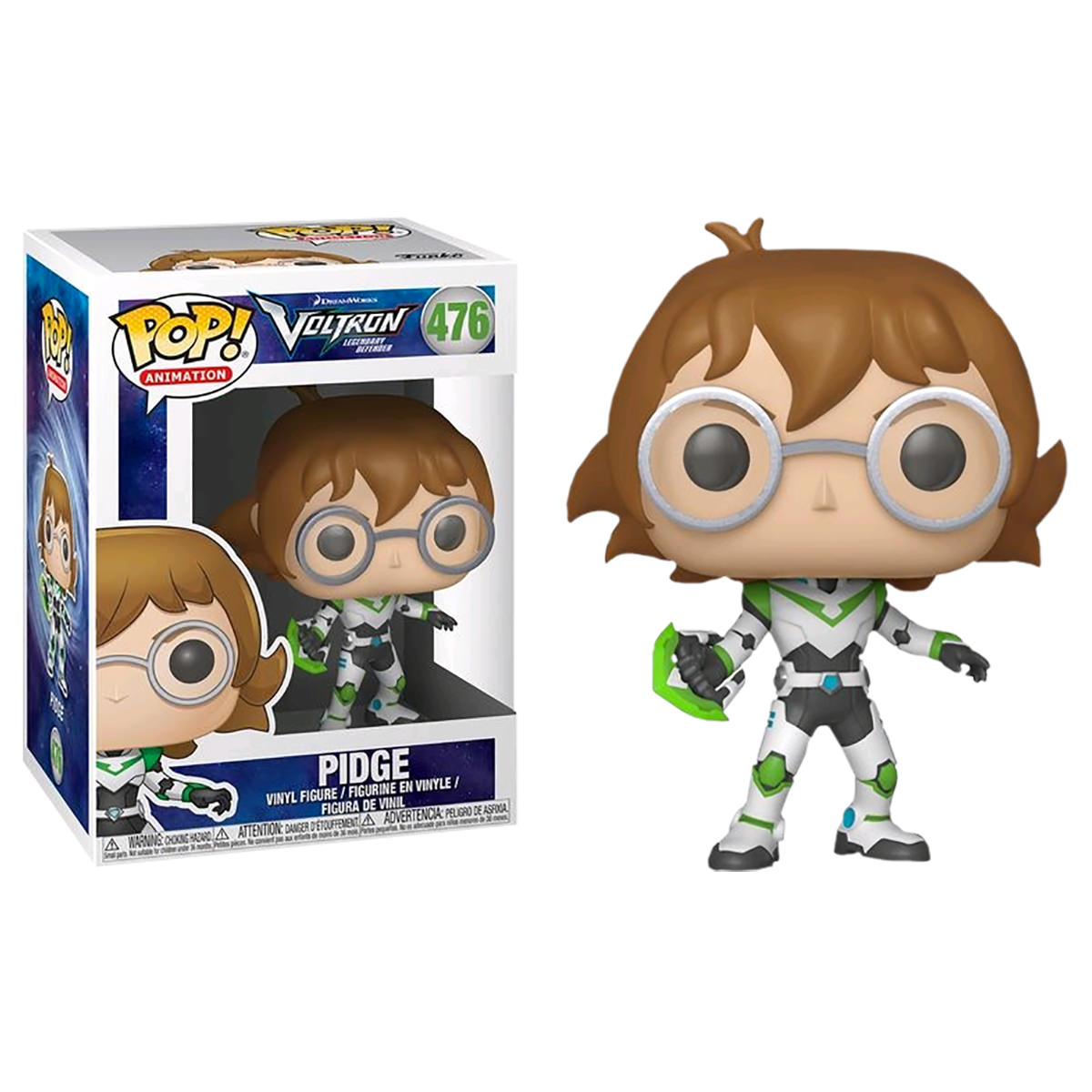 Funko Voltron Voltron Legendary Defender Pidge Pop