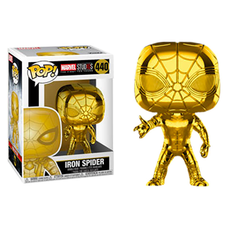Funko Marvel Studios The First 10 Years Iron Spider