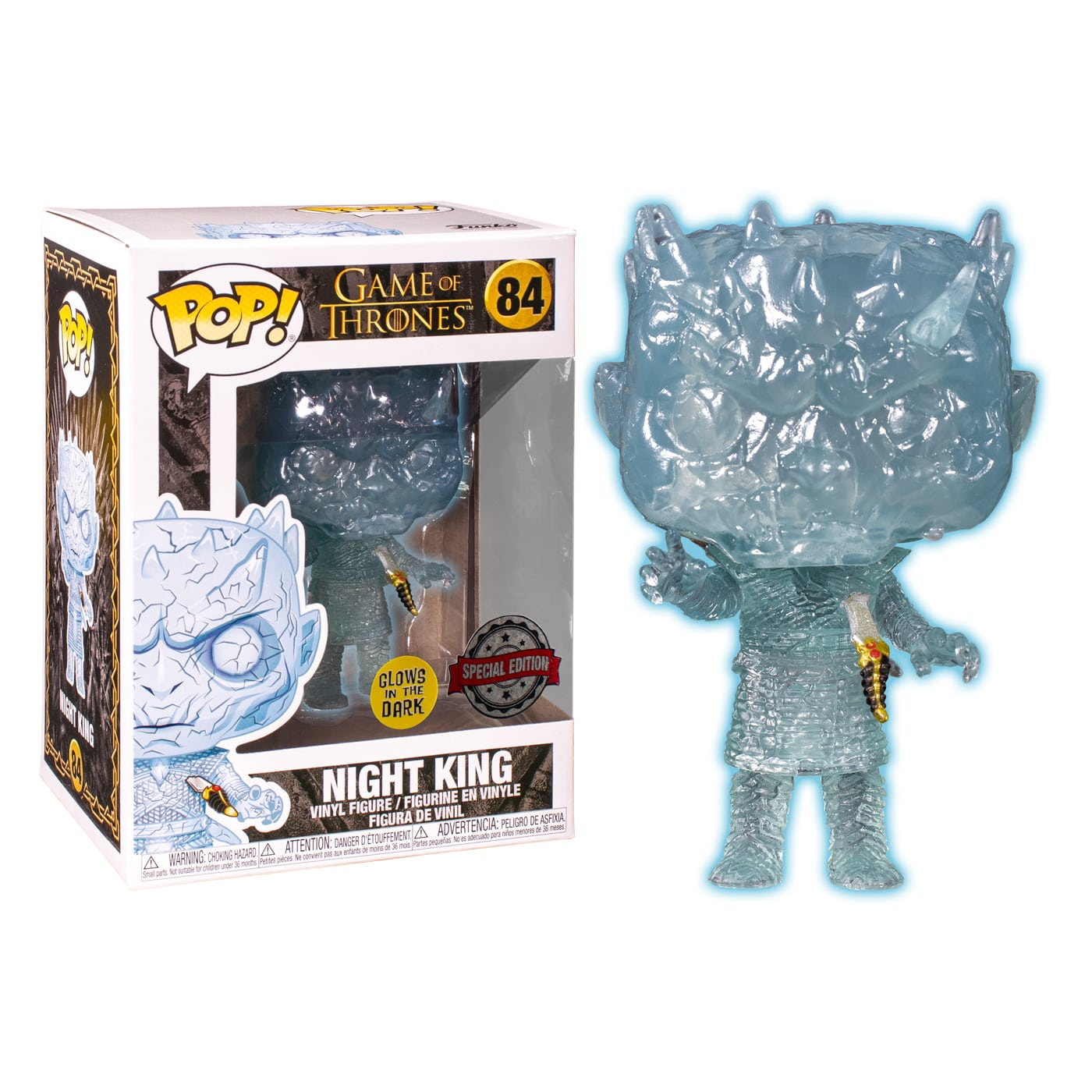 33 Night King From Game Of Thrones By Scepterdpinoy On: Crystal Night King With Dagger