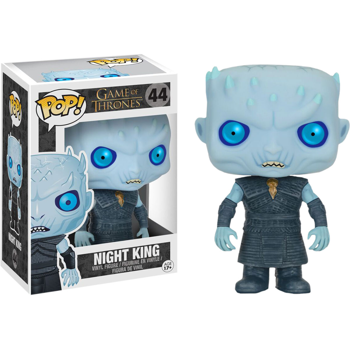 33 Night King From Game Of Thrones By Scepterdpinoy On: Funko Game Of Thrones Night King Pop! Vinyl Figure At