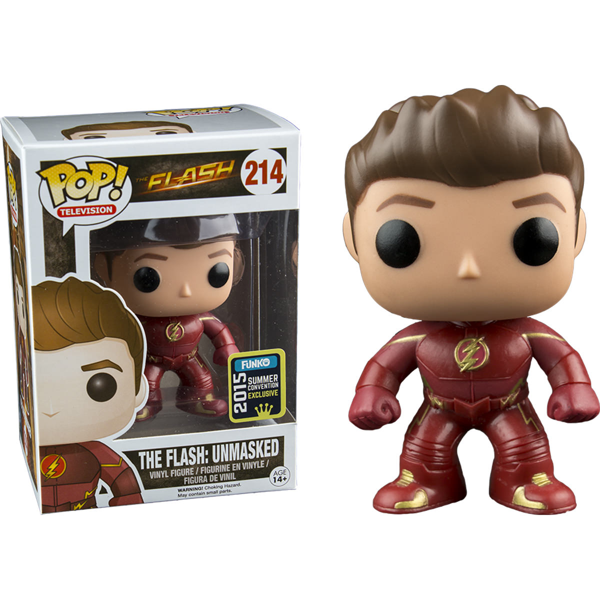 THE FLASH TV SERIES - THE FLASH RUNNING - FUNKO POP! …