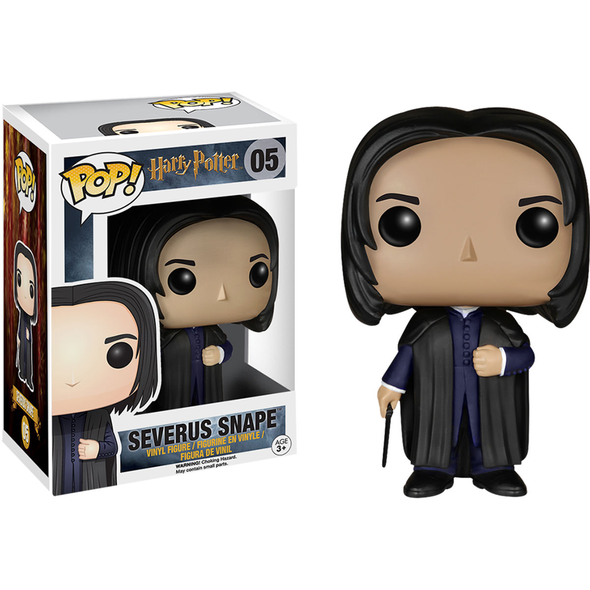 Funko Harry Potter Severus Snape Pop Vinyl Figure At
