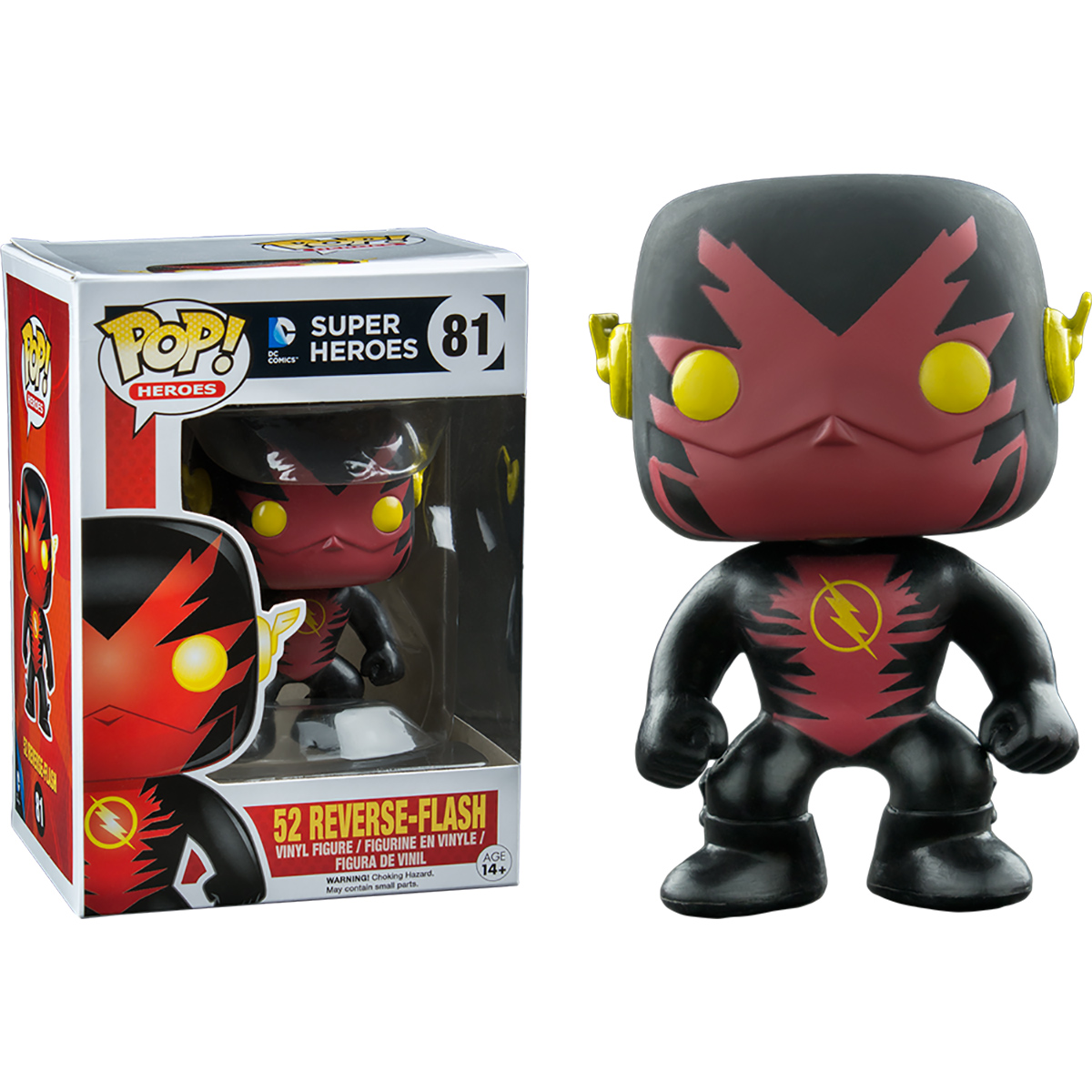 Funko Pop Superstore Toys Comics Collectibles: Funko DC Comics The Flash