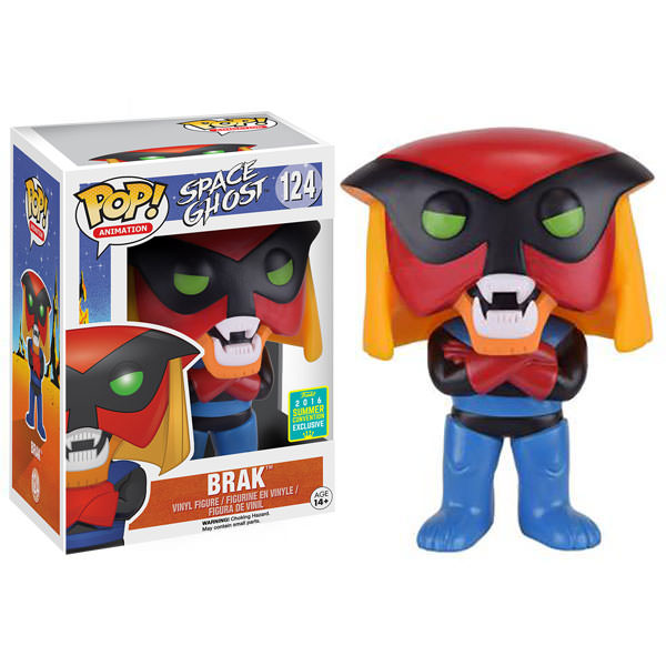 Funko Space Ghost Brak 2016 Sdcc Exclusive At Hobby