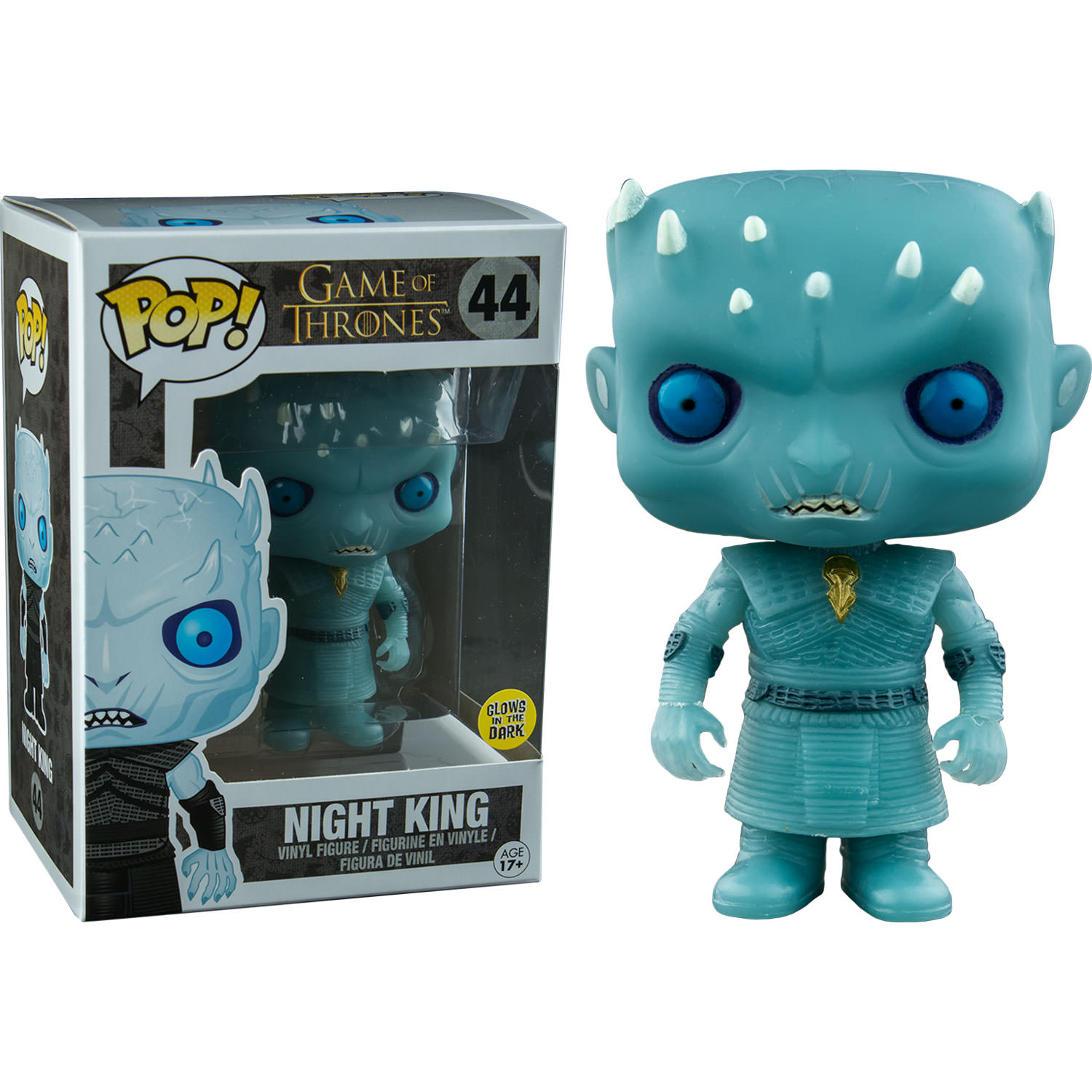 33 Night King From Game Of Thrones By Scepterdpinoy On: Funko Game Of Thrones Night King Glow In The Dark Pop