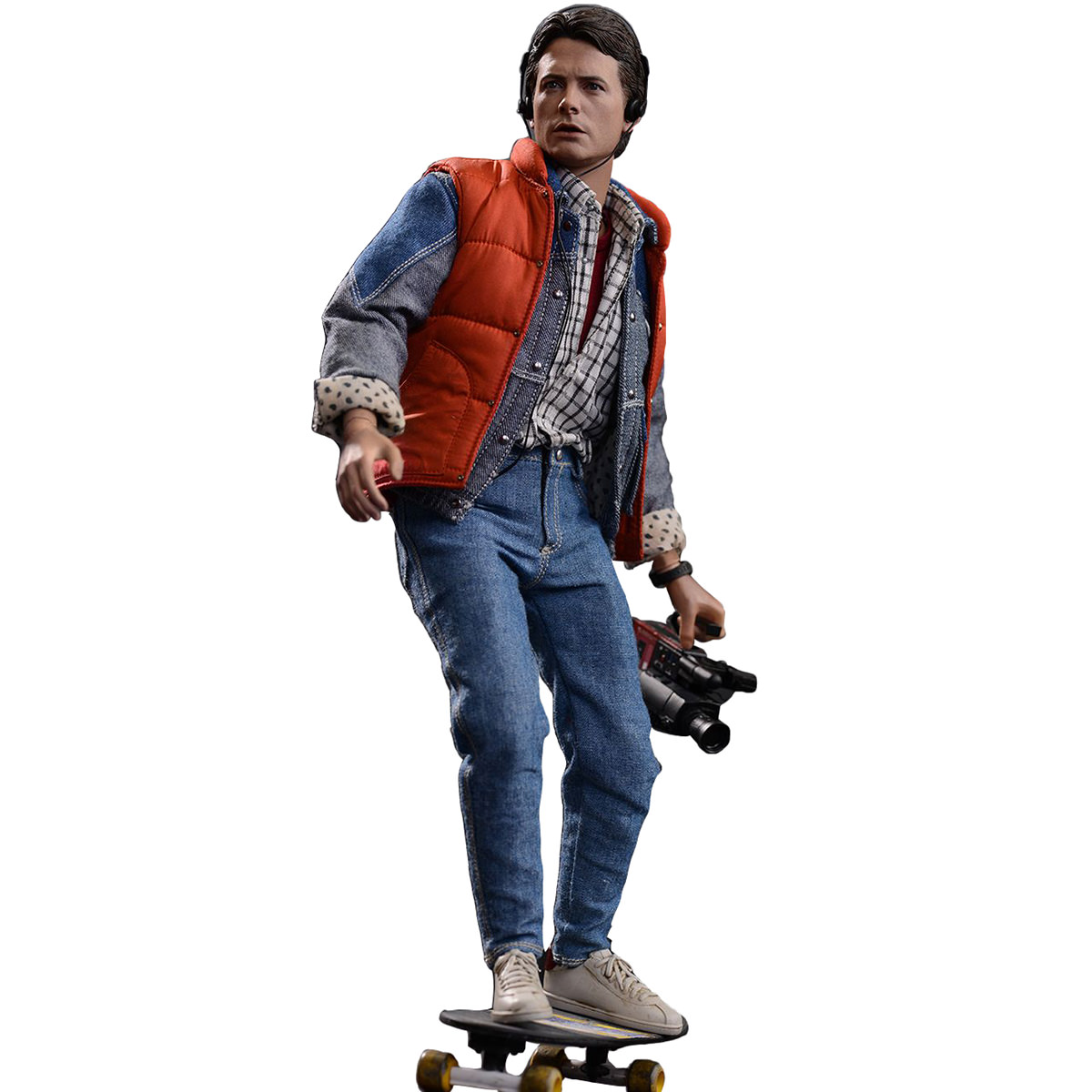 Hot Toys Back To The Future Marty Mcfly 1 6th Scale