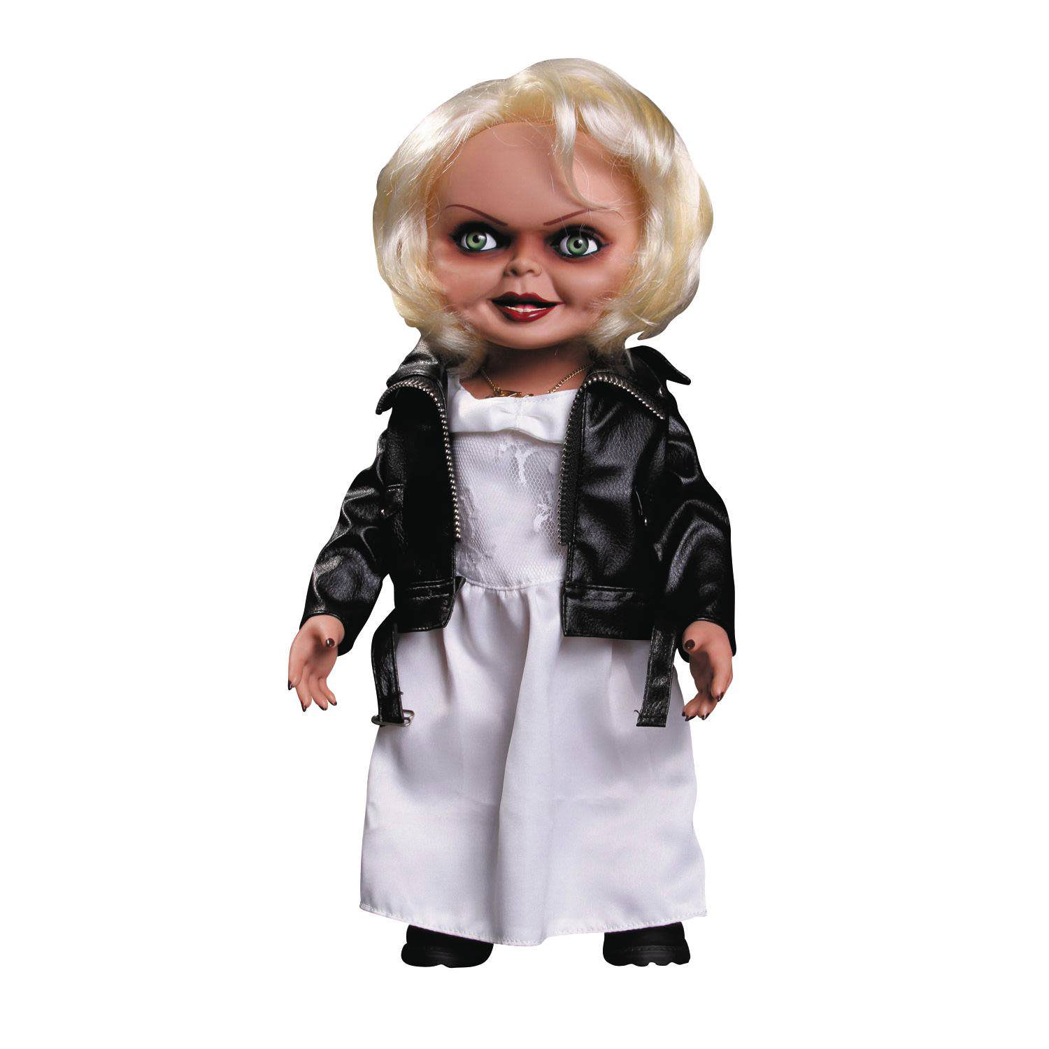Mezco Bride Of Chucky Tiffany Doll 15 Quot Talking