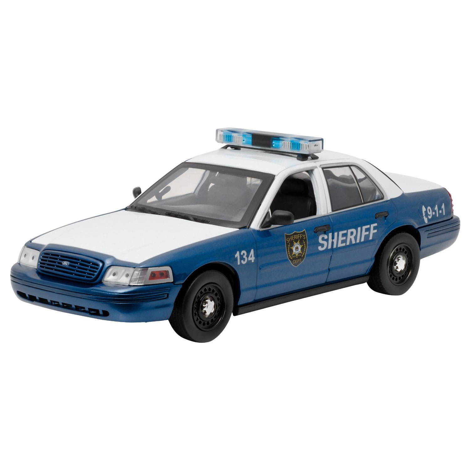 greenlight the walking dead 1 18 scale ford crown victoria. Black Bedroom Furniture Sets. Home Design Ideas
