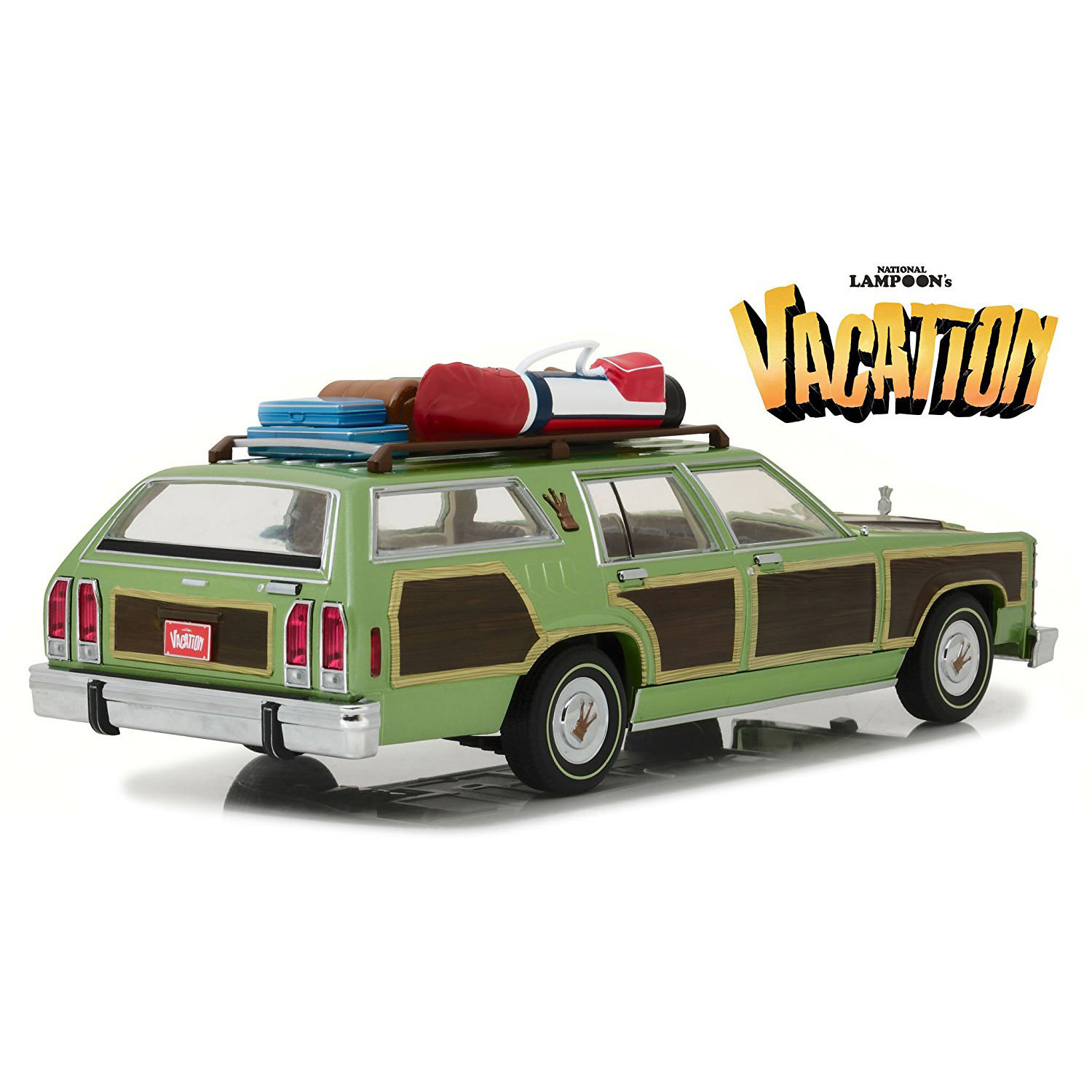 Greenlight Artisan Collection National Lampoon S Vacation 1 18 Wagon