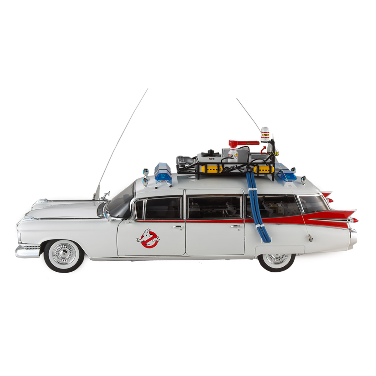 Hot Wheels Ghostbusters Ecto 1 1 18 Scale Diecast Vehicle