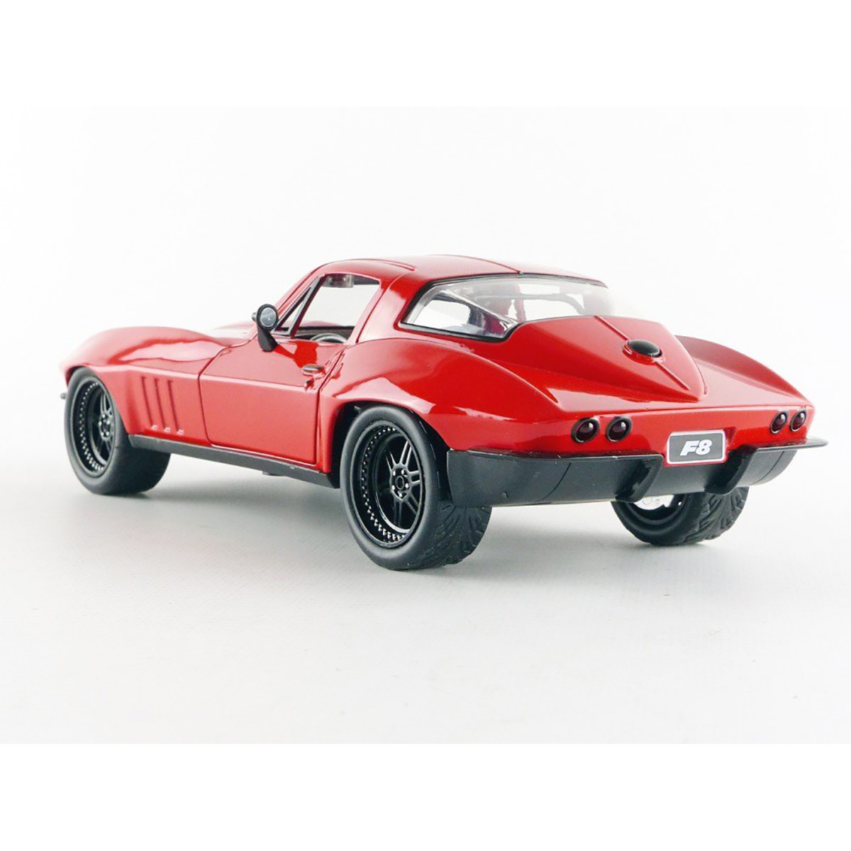 jada fast furious 1 24 f8 letty 39 s chevy corvette at hobby warehouse. Black Bedroom Furniture Sets. Home Design Ideas