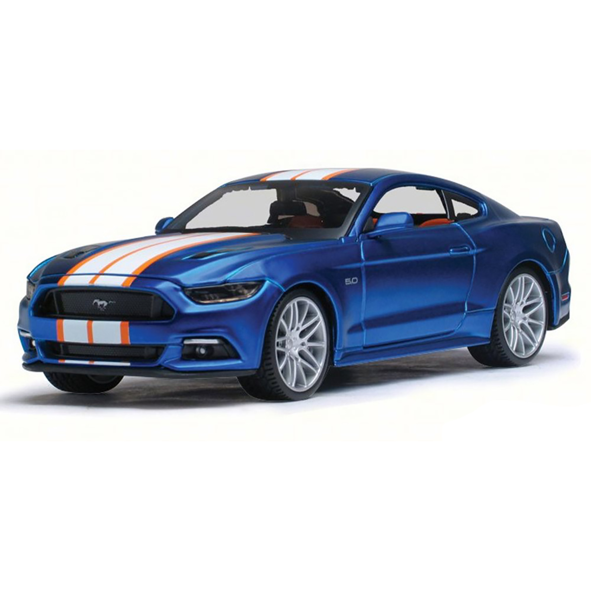 Maisto Custom Shop 2015 Ford Mustang GT 1:24 Scale Diecast