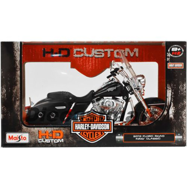 Maisto H D Custom Harley Davidson Motorcycles 2013 Flhrc