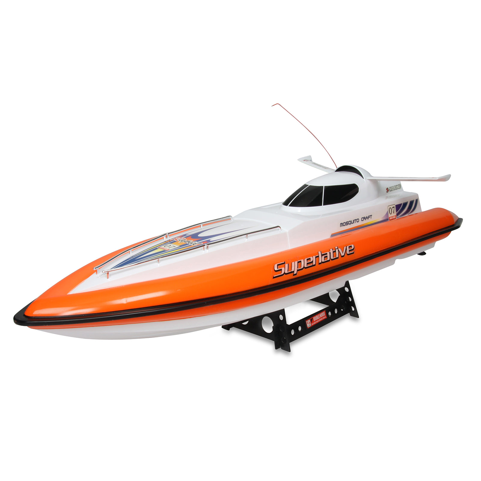 Double Horse 7007 Superlative Rc Speed Boat At Hobby Warehouse