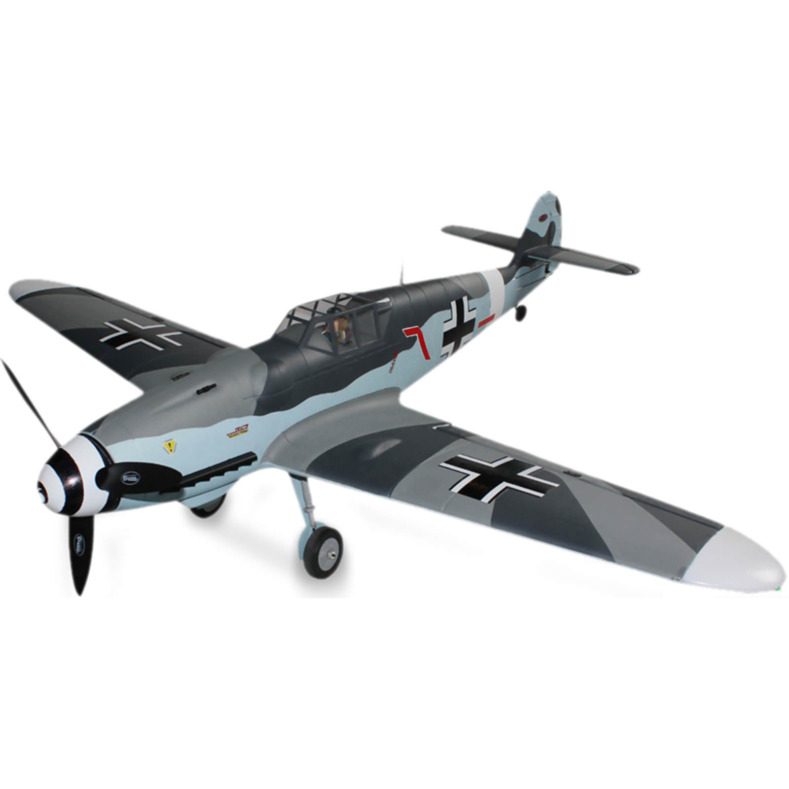 Dynam 8951 Me Bf 109 Rc Plane At Hobby Warehouse