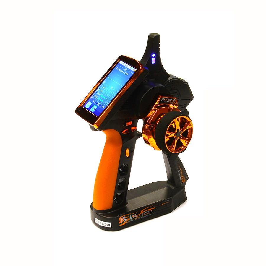 Flysky FS-iT4 Orange 4Ch 2 4Ghz Colour Touch Screen Transmitter