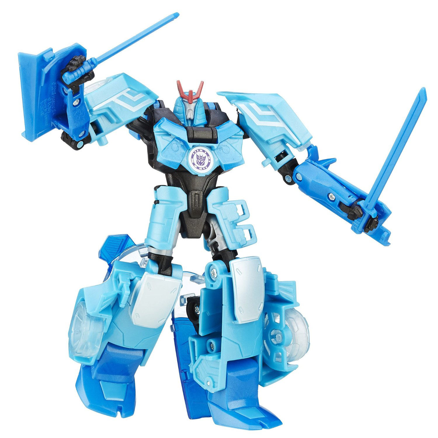 transformers robots in disguise warrior class blizzard