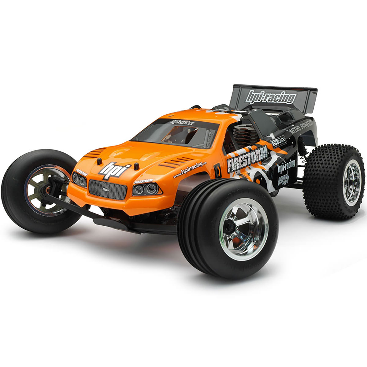 hpi firestorm 10t rc truck at hobby warehouse. Black Bedroom Furniture Sets. Home Design Ideas