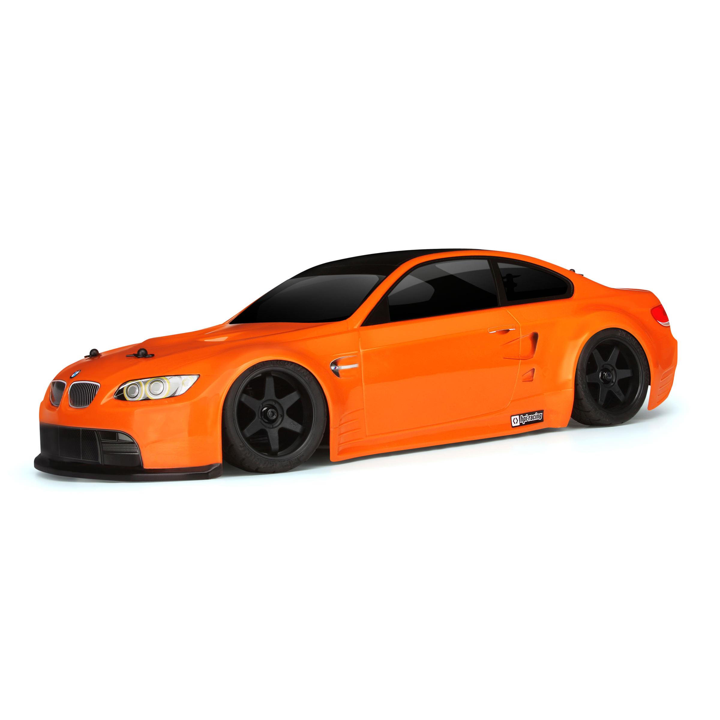 hpi sprint 2 flux orange rc car at hobby warehouse. Black Bedroom Furniture Sets. Home Design Ideas