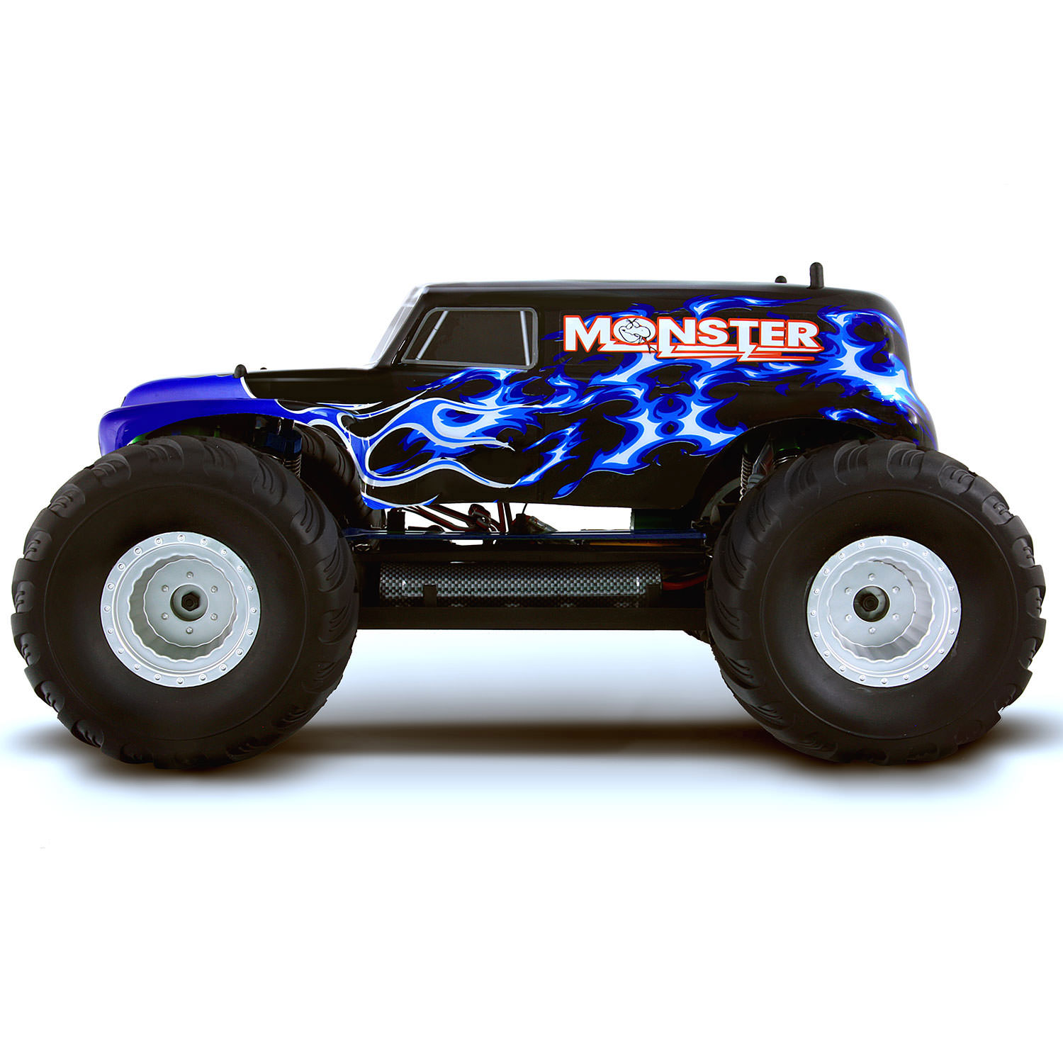 HSP Monster Truck Special Edition Blue RC Truck at Hobby Warehouse on