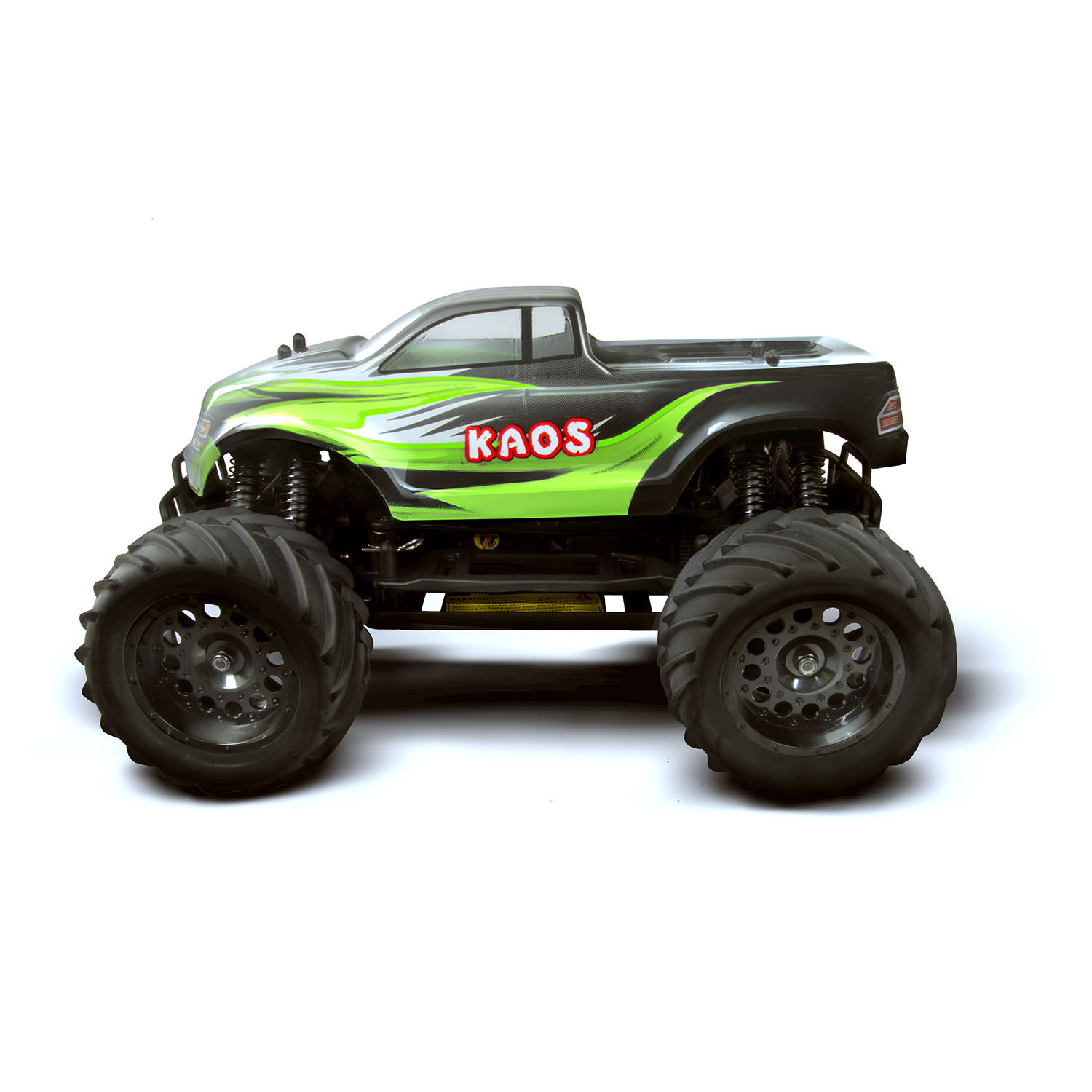 Rc Trucks Green : Hsp k kaos green ghz electric wd off road