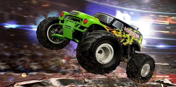 Remote Control Rc Monster Trucks At Hobby Warehouse