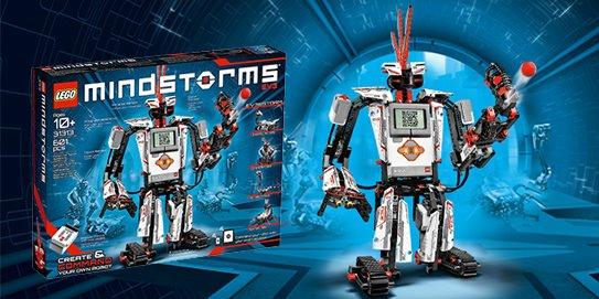LEGO 31313 Mindstorms EV3 Robot