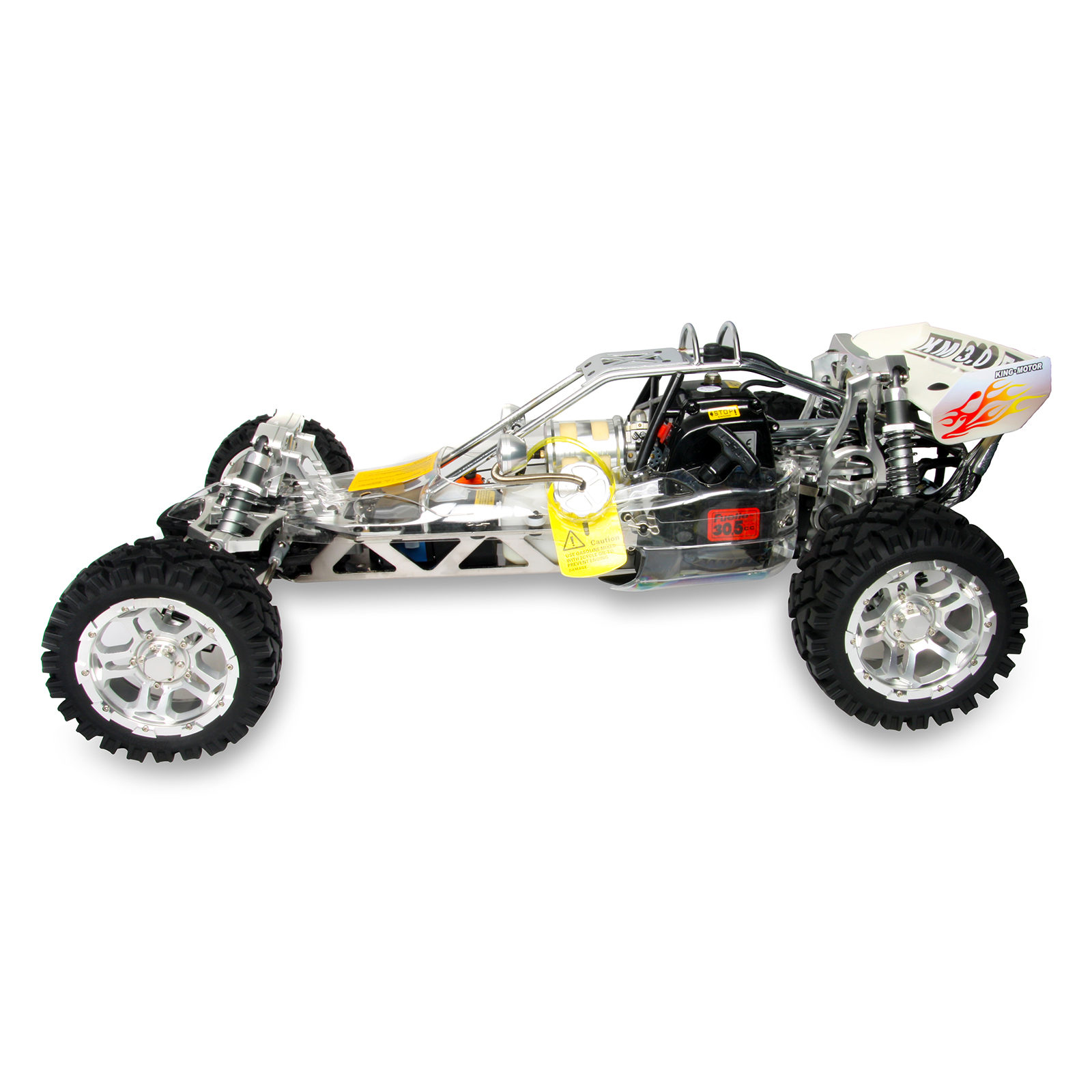 king motor baja km 3 0ex rc buggy at hobby warehouse. Black Bedroom Furniture Sets. Home Design Ideas