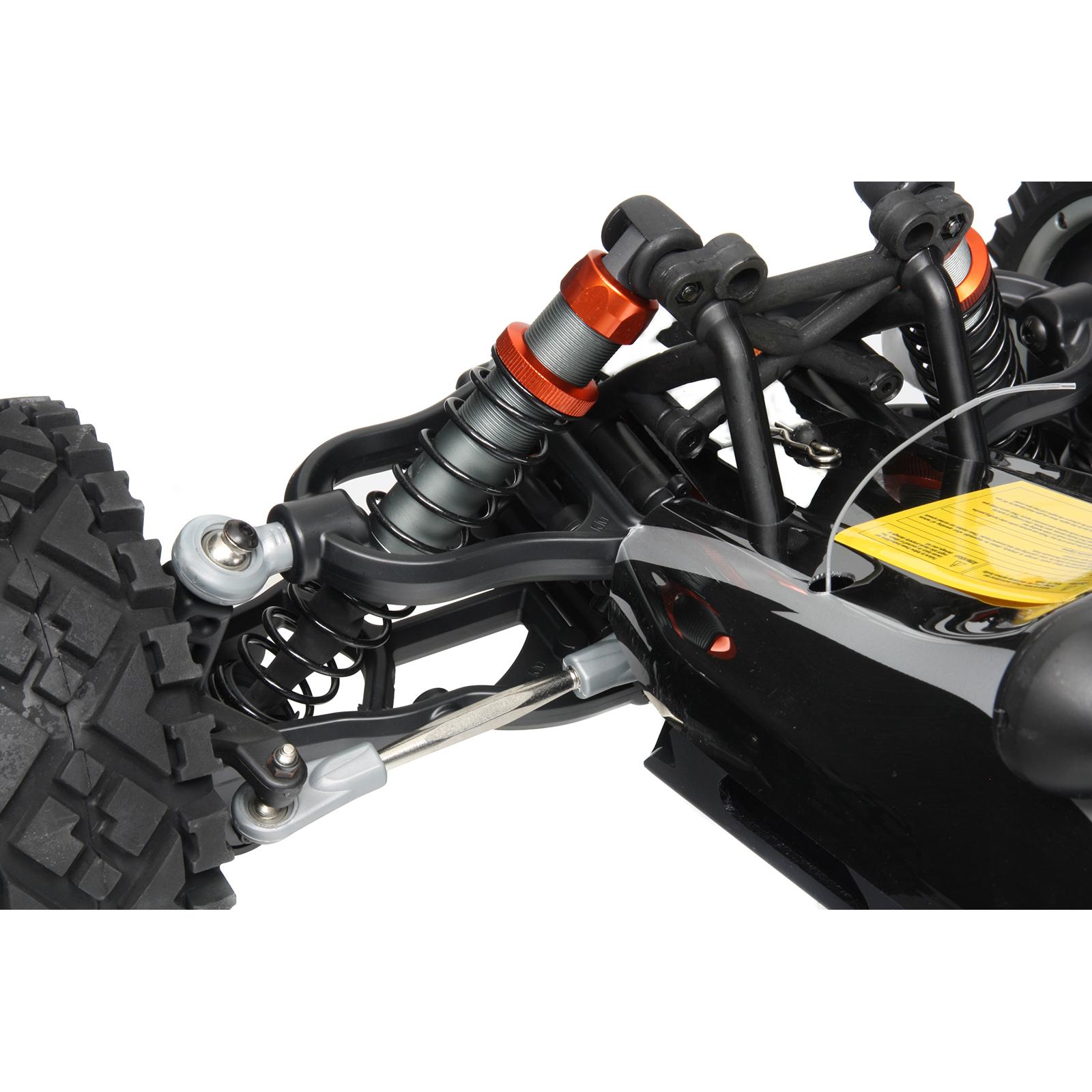 Sofa King Fast Racing: King Motor Baja KSRC001 Racing Grey RC Buggy At Hobby