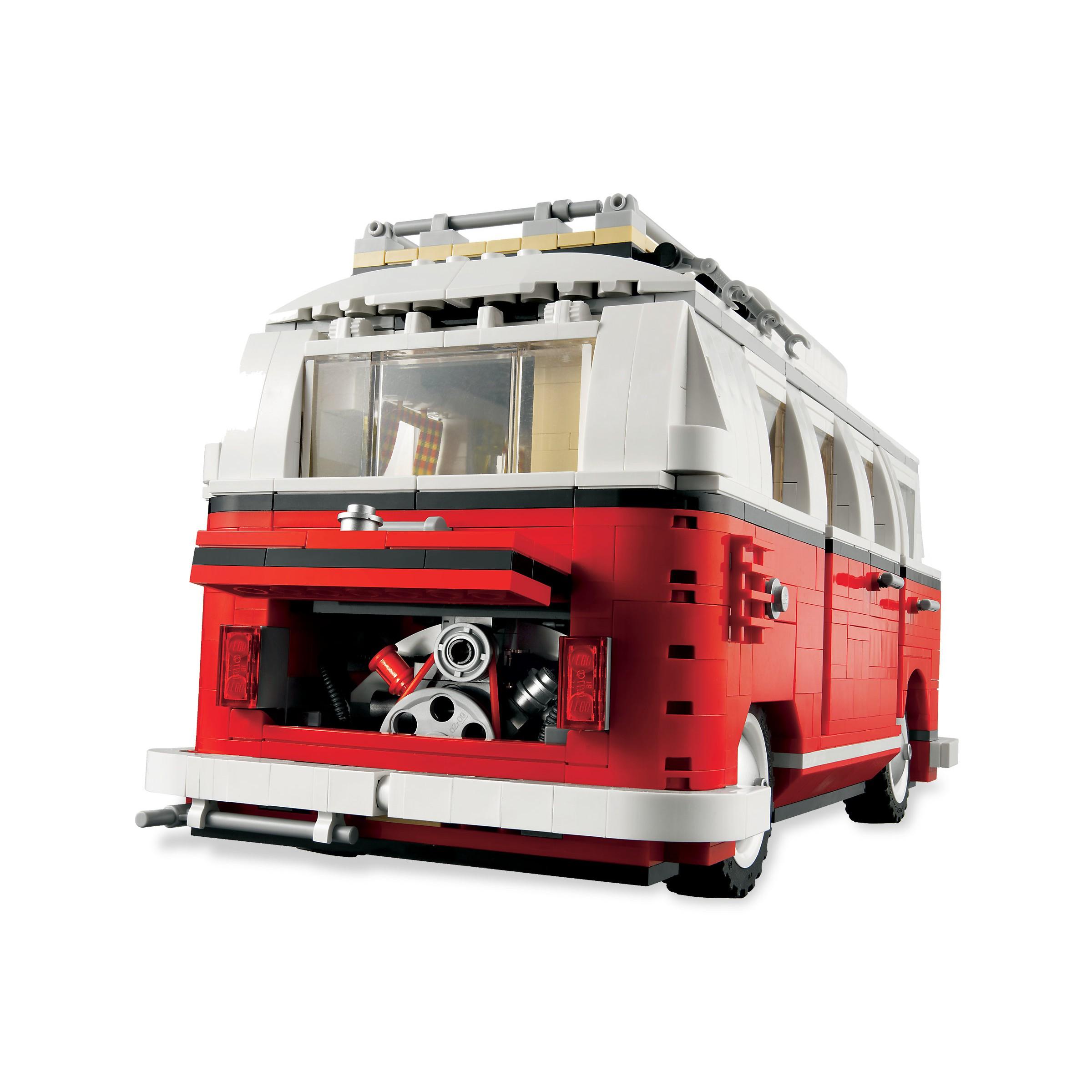 Lego 10220 Creator Volkswagen T1 Camper Kombi Van At Hobby