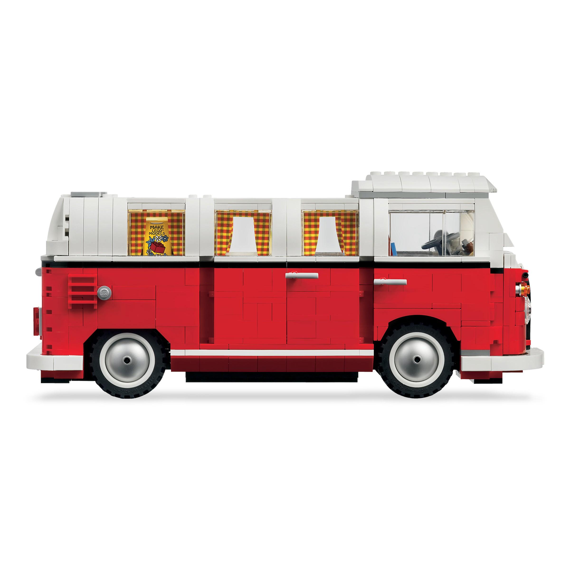 lego 10220 creator volkswagen t1 camper kombi van at hobby. Black Bedroom Furniture Sets. Home Design Ideas