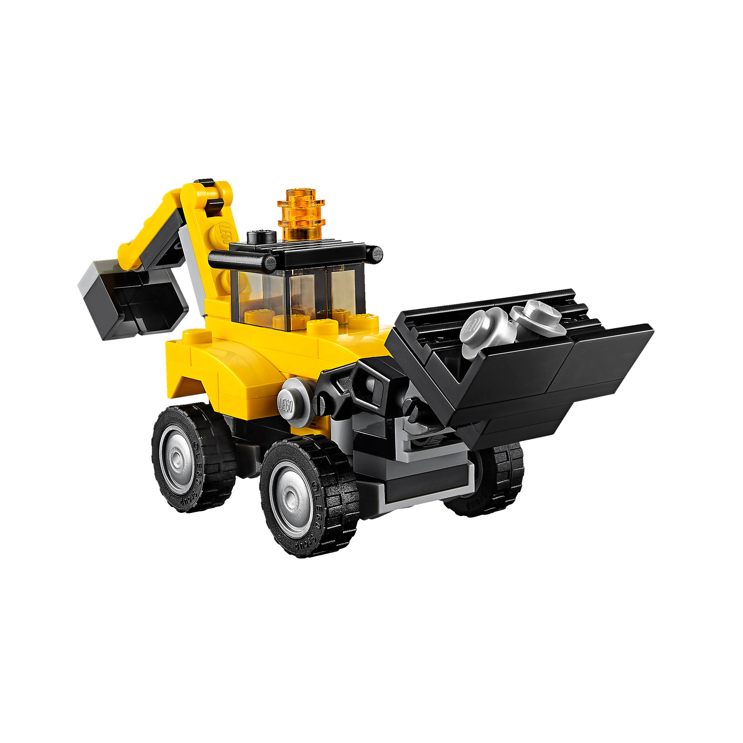 Lego 31041 Creator Construction Vehicles At Hobby Warehouse
