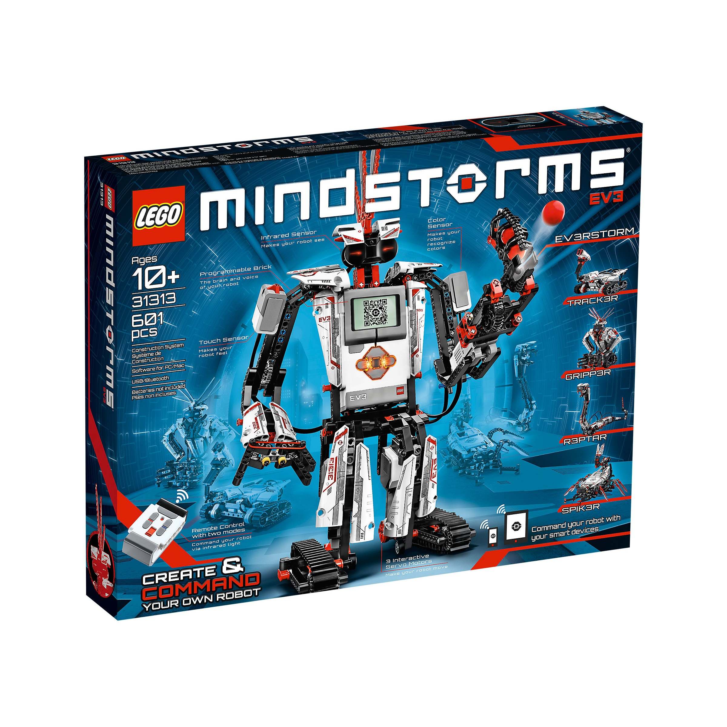 Lego 31313 Mindstorms Ev3 Robot At Hobby Warehouse