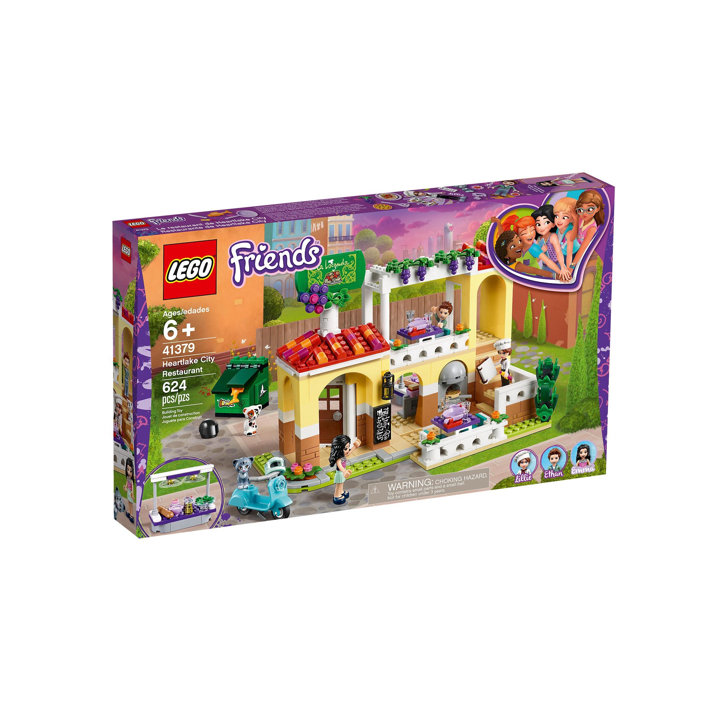 LEGO 41379 Friends Heartlake City Restaurant at Hobby ...