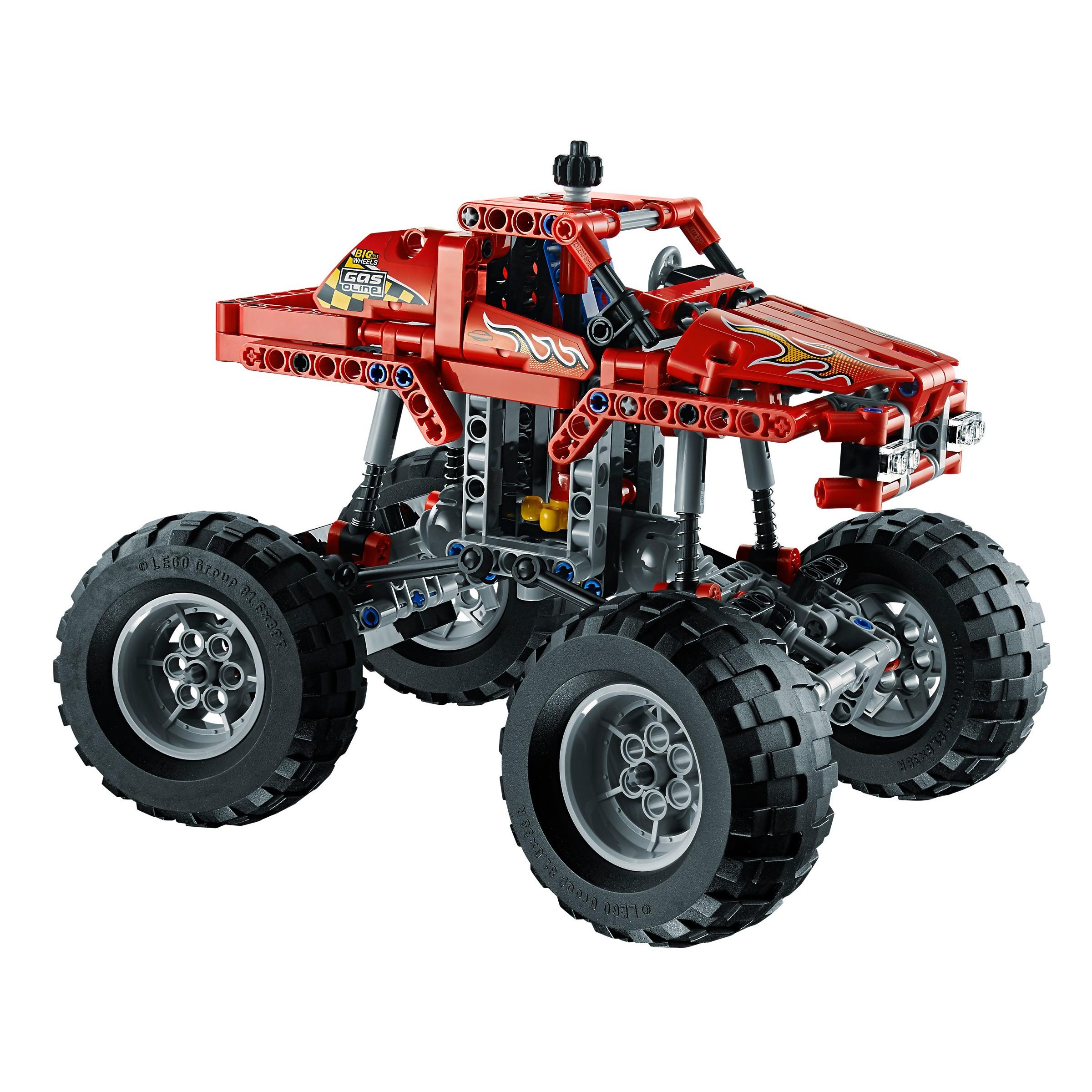 Lego Monster Truck 42005
