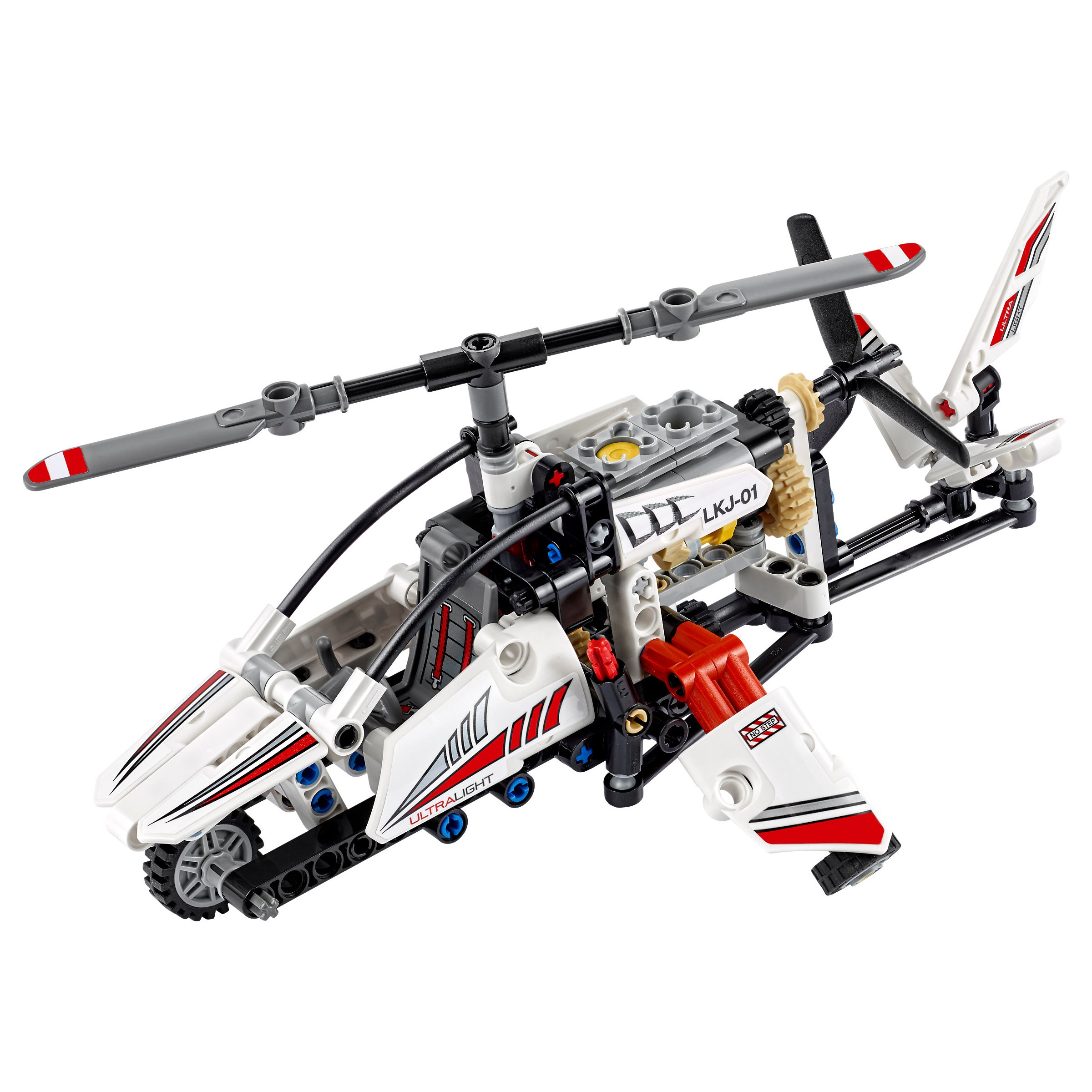 lego 42057 technic ultralight helicopter at hobby warehouse. Black Bedroom Furniture Sets. Home Design Ideas
